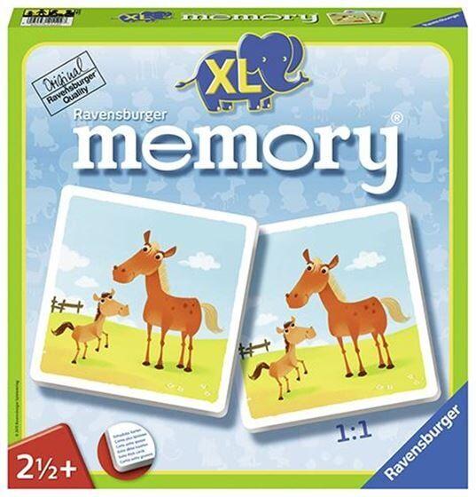 Ravensburger Memory XL Mitt frste
