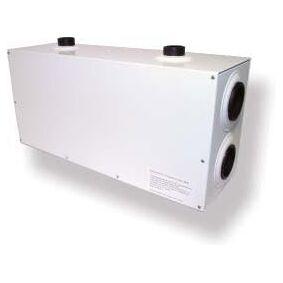 El-kassett for 2 stk. el.kolber (maks 18 kW) - for vannbårne system