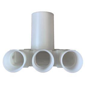 Boks for ventil - 1-3 stusser 3 stusser