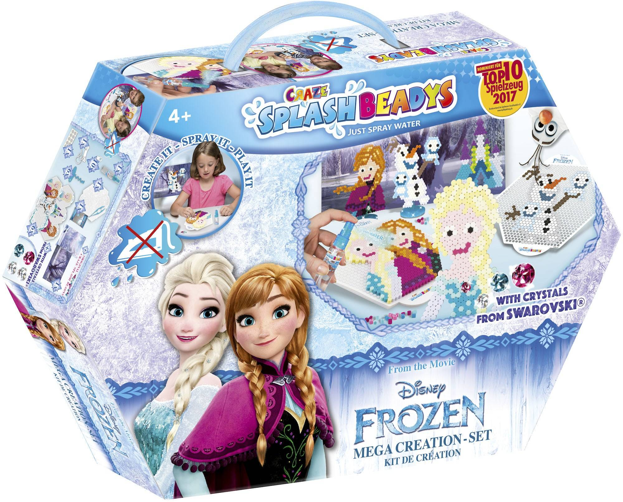 Disney Frozen Splash Beadys Stor