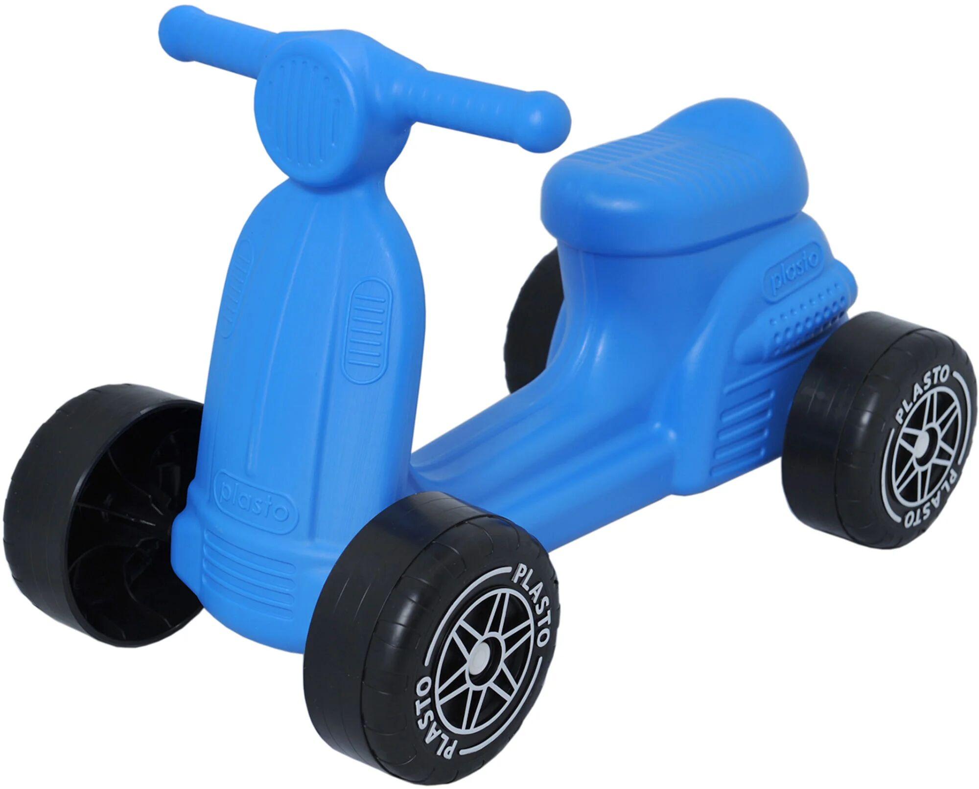 Plasto Scooter, Blå
