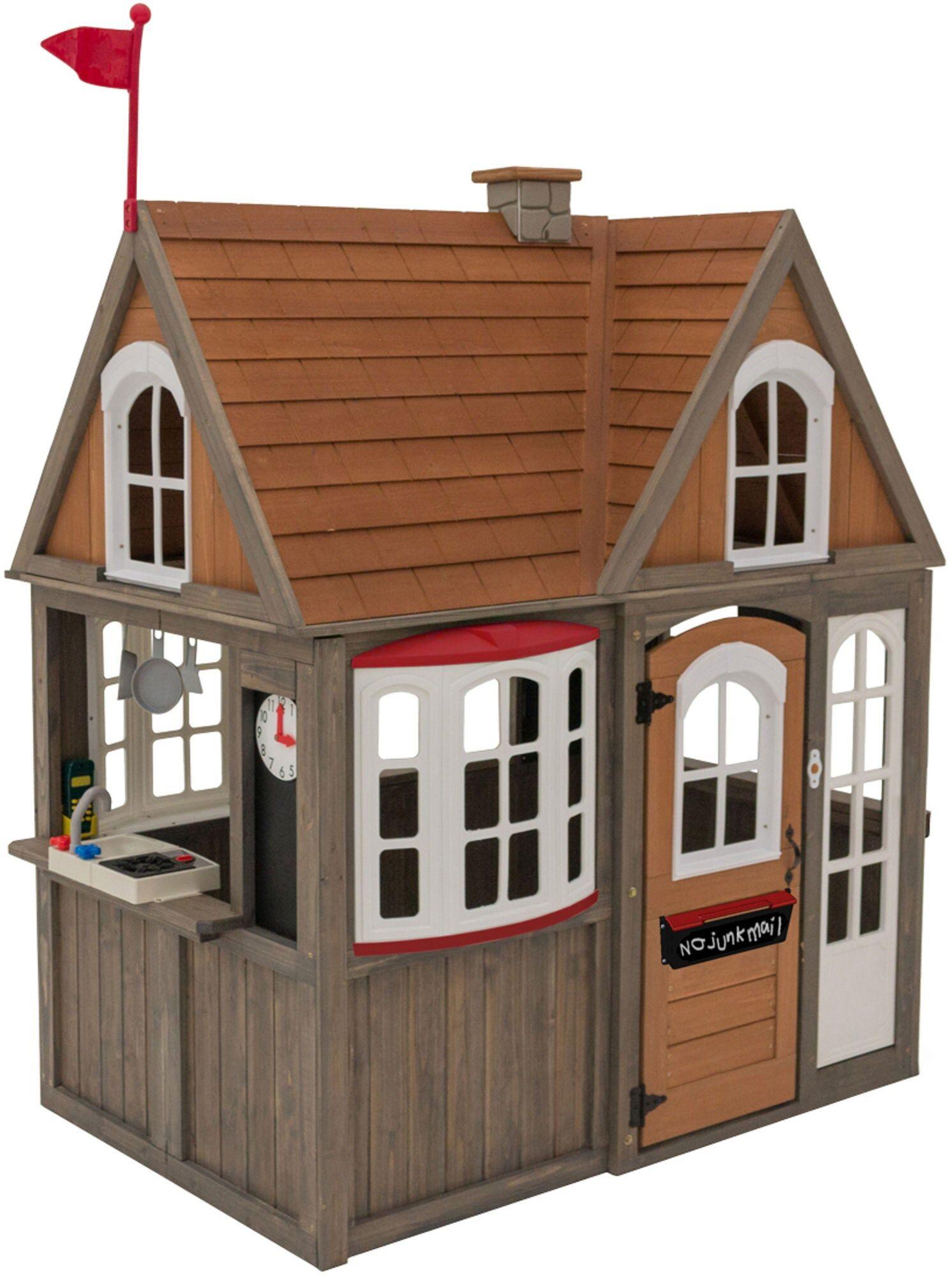 KidKraft Greystone Cottage Lekestue
