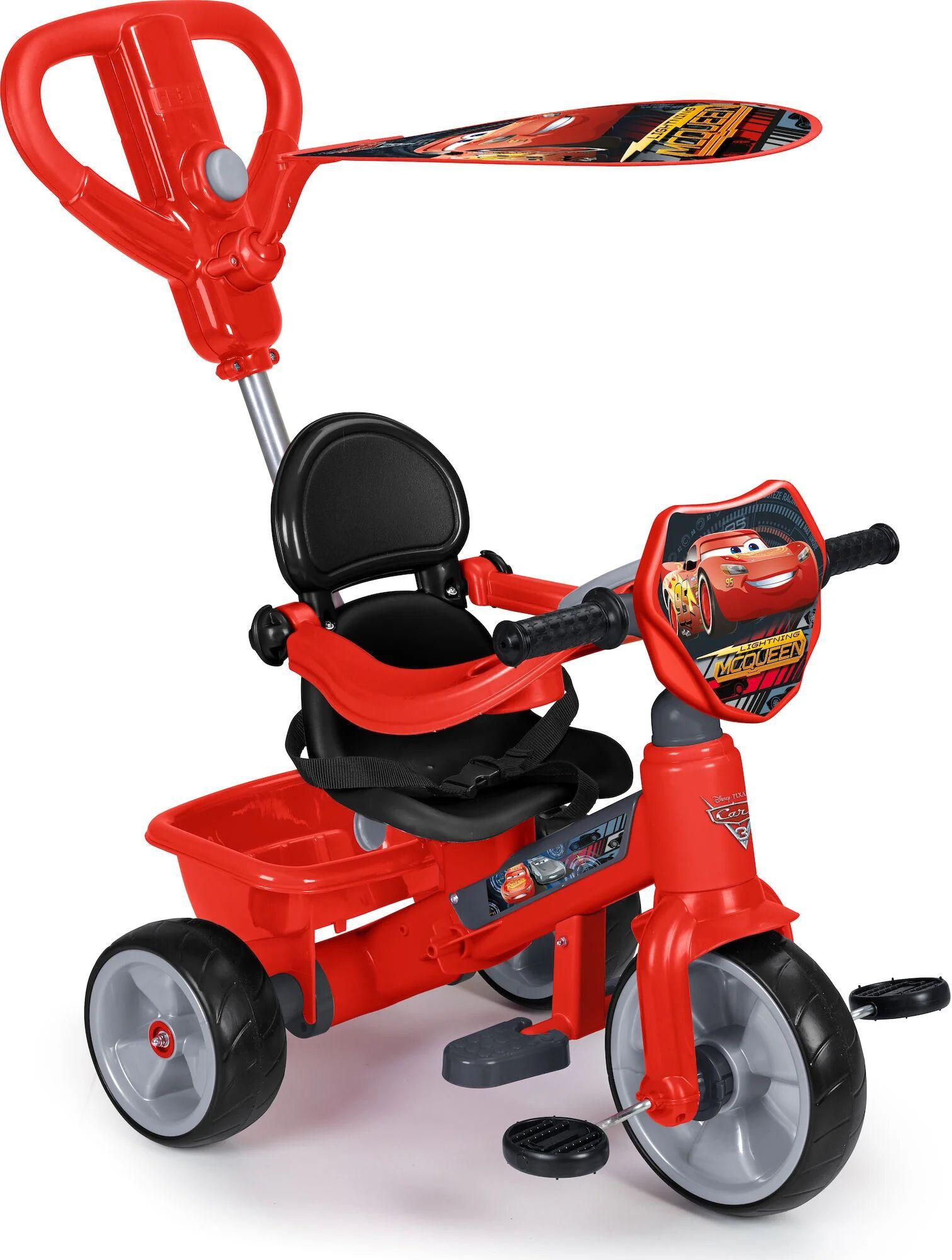 Disney Cars Trehjulssykkel, Rød