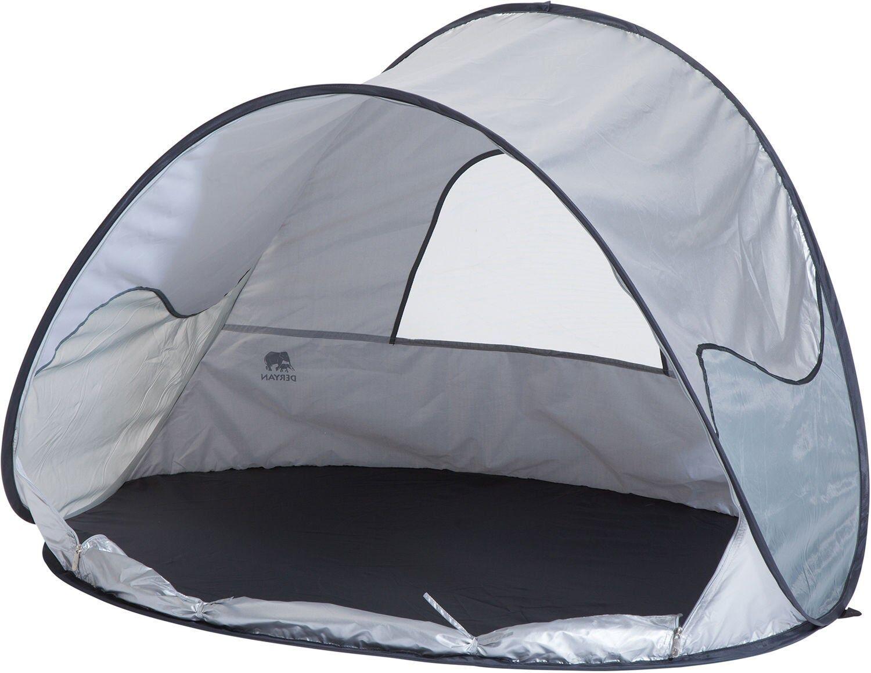 Deryan UV-telt, Silver