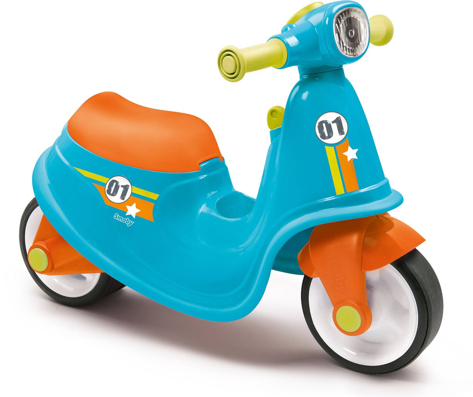 Smoby Scooter, Blå