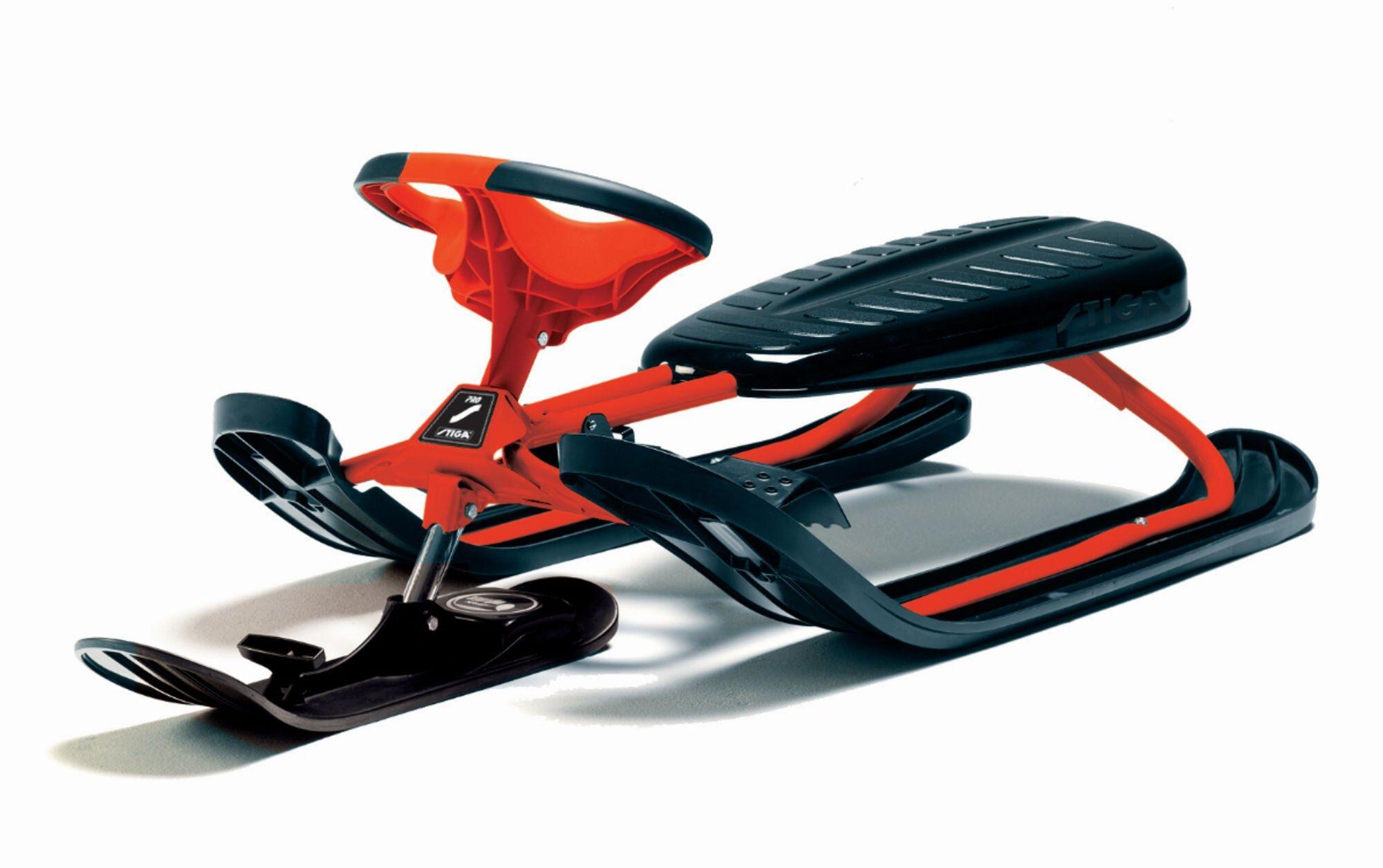 Stiga Snowracer Curve Ultimate Pro Rød
