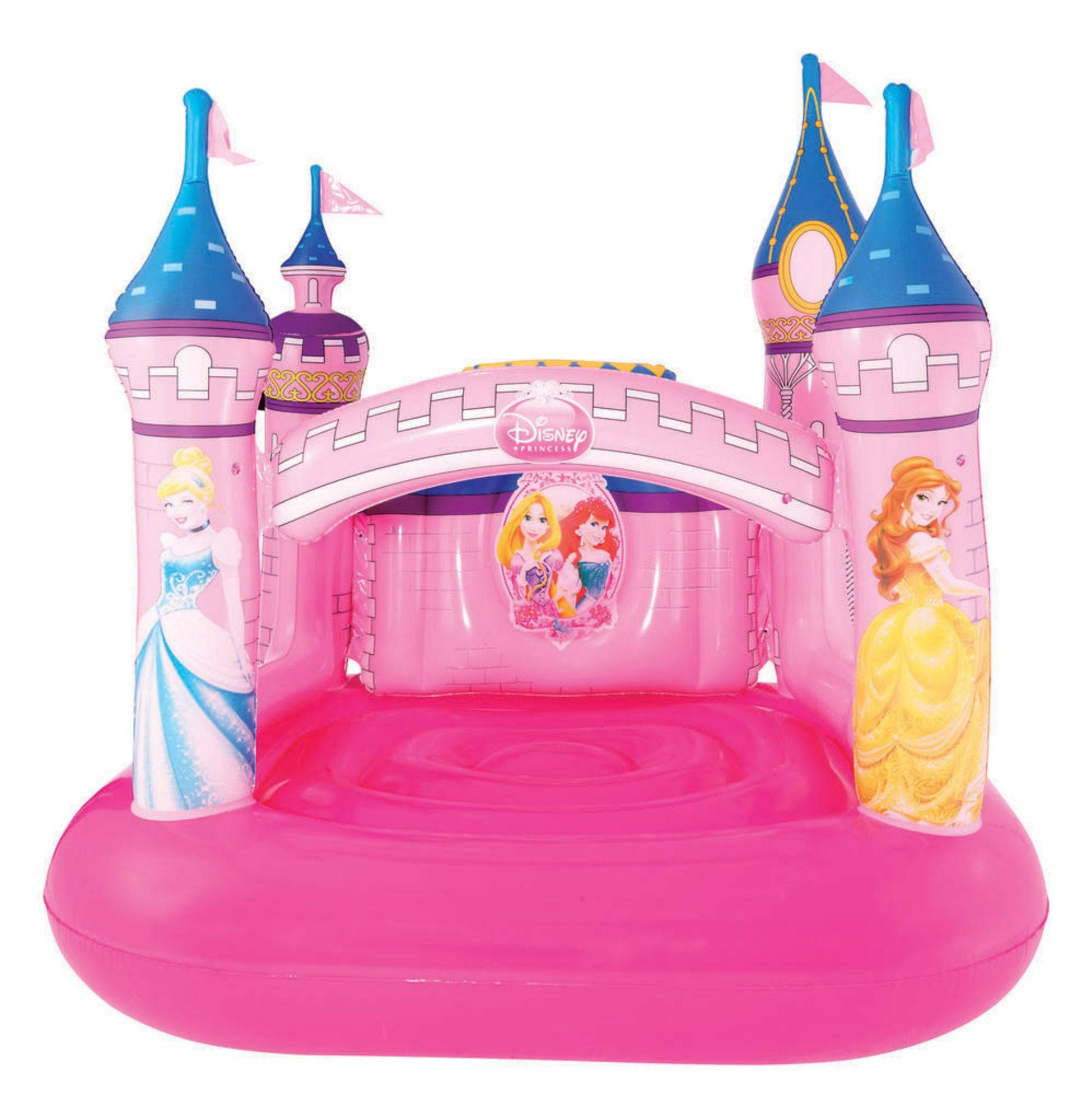 Disney Princess Hoppeborg, Slott