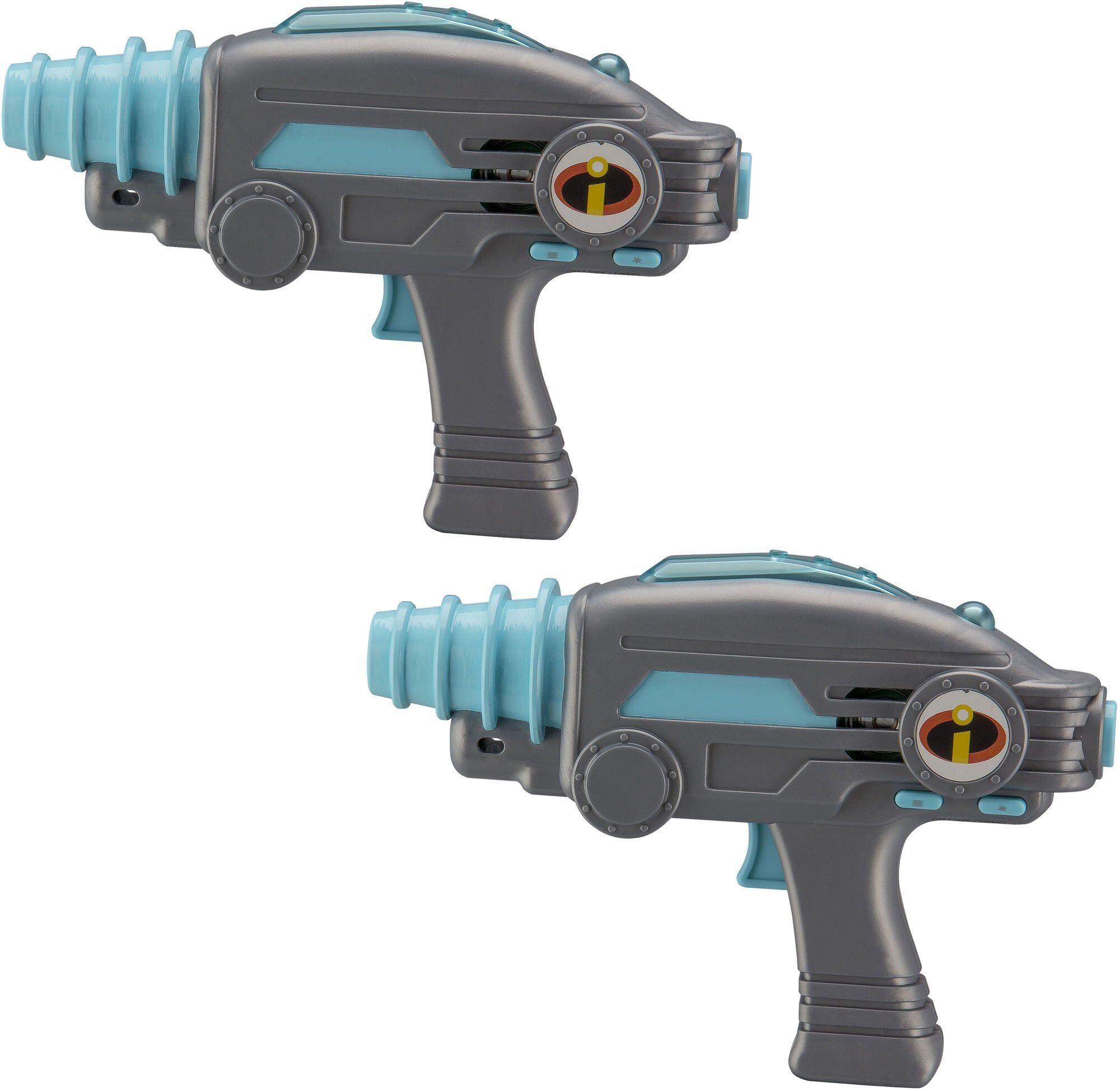 Disney Incredibles Laserpistol Tag Blaster, Grå