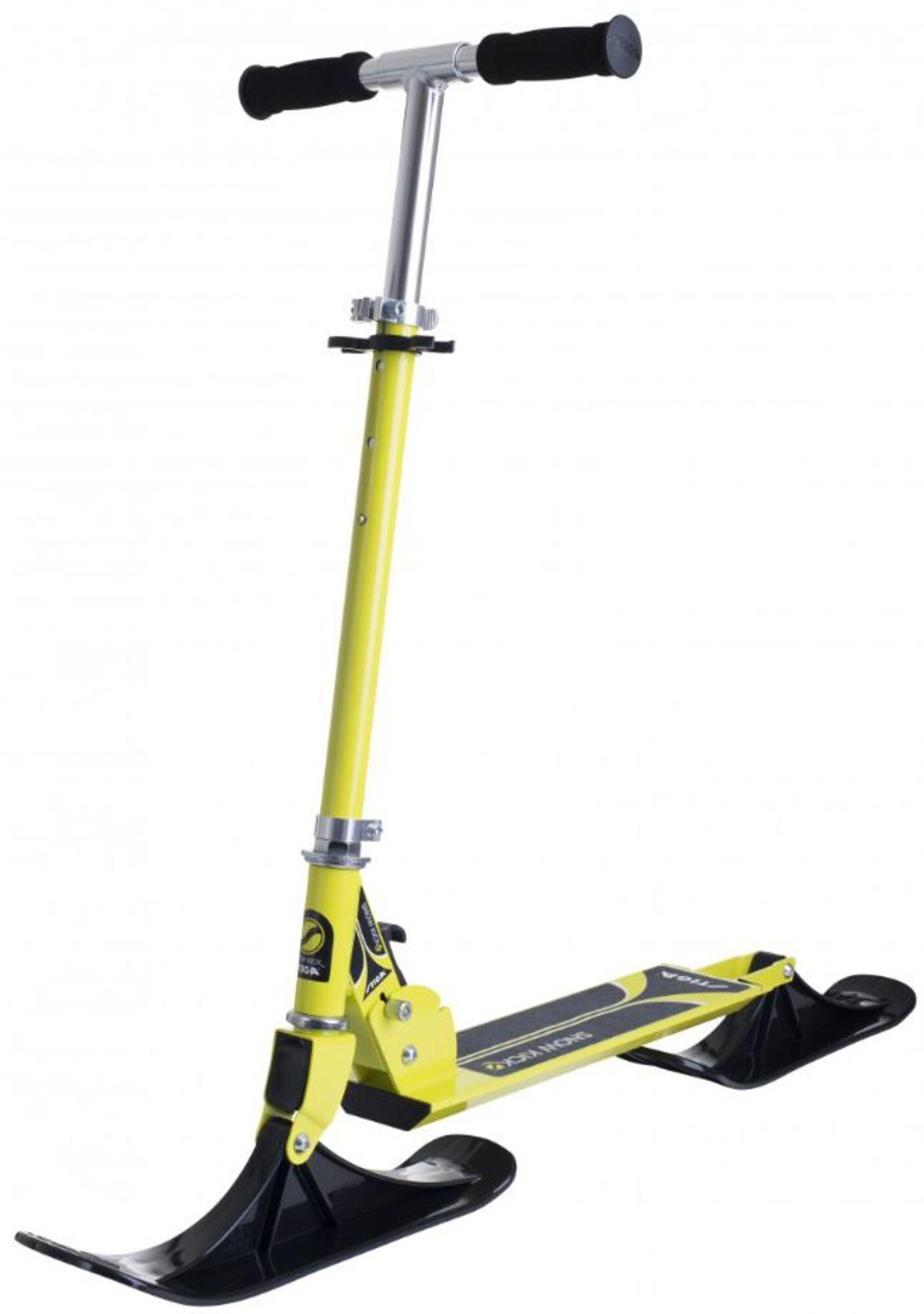Stiga SnowKick Bike Grønn