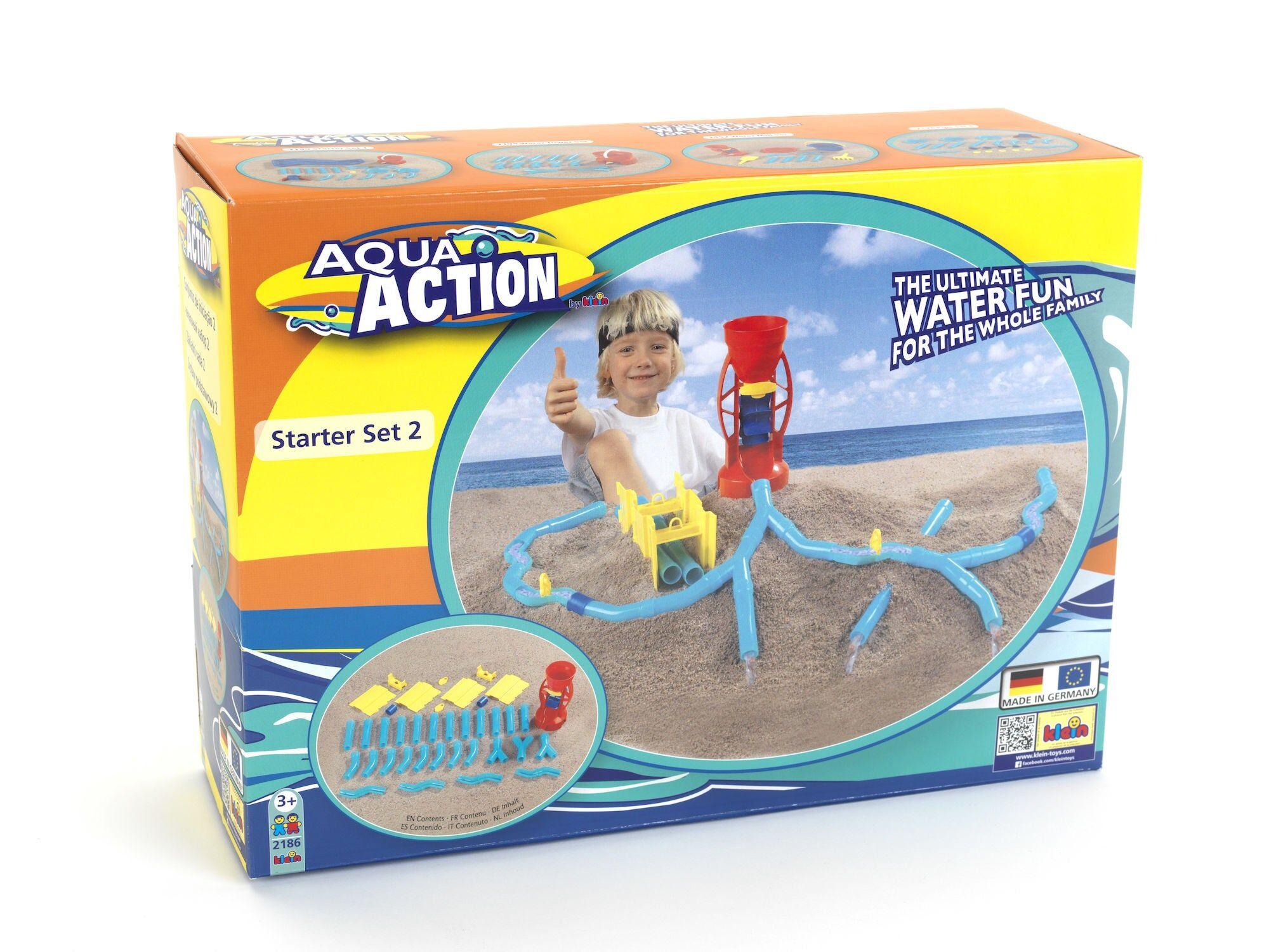 Klein Toys Aqua Action Startsett 2