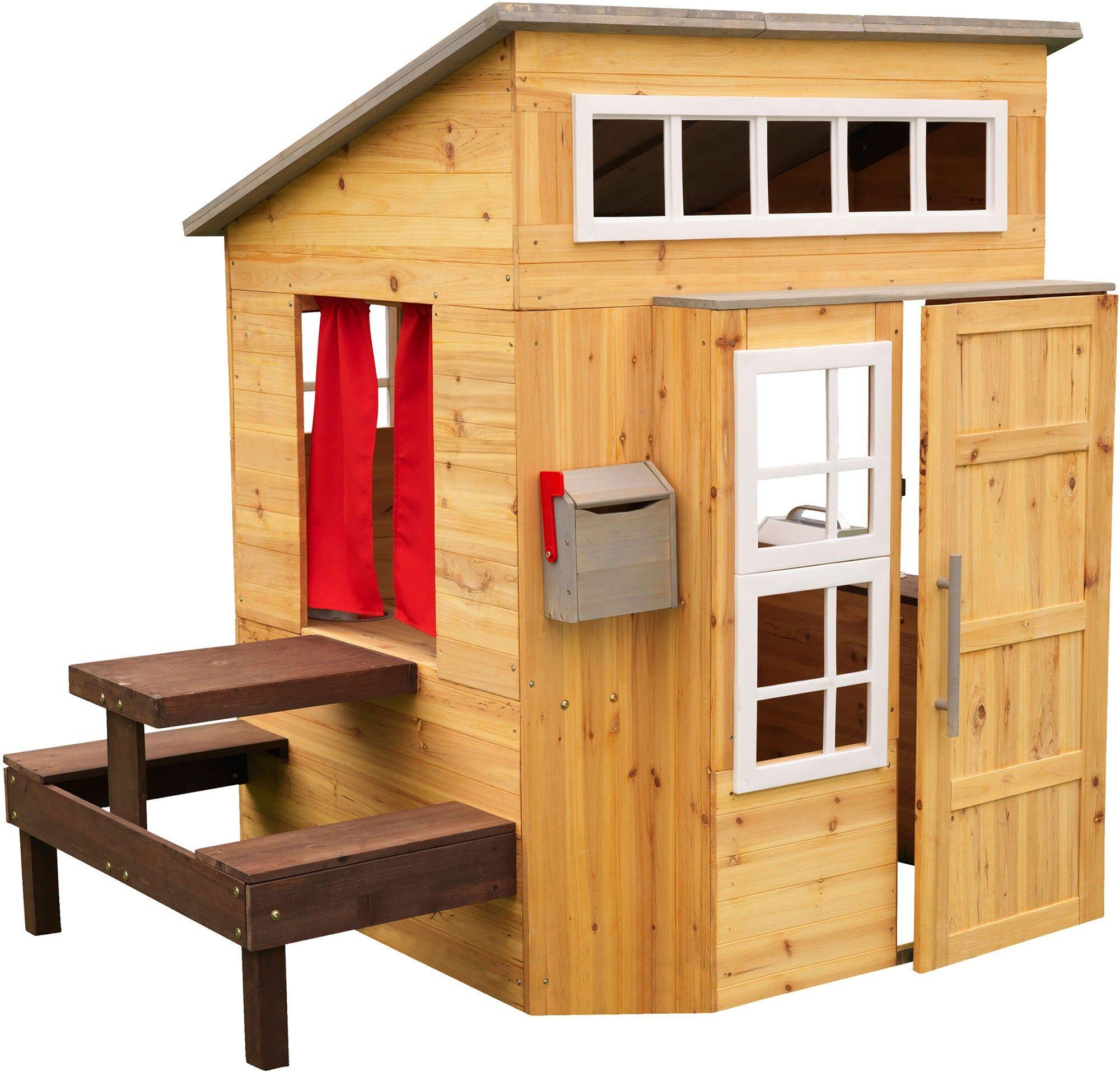 Kidkraft Lekestue Tre Modern House