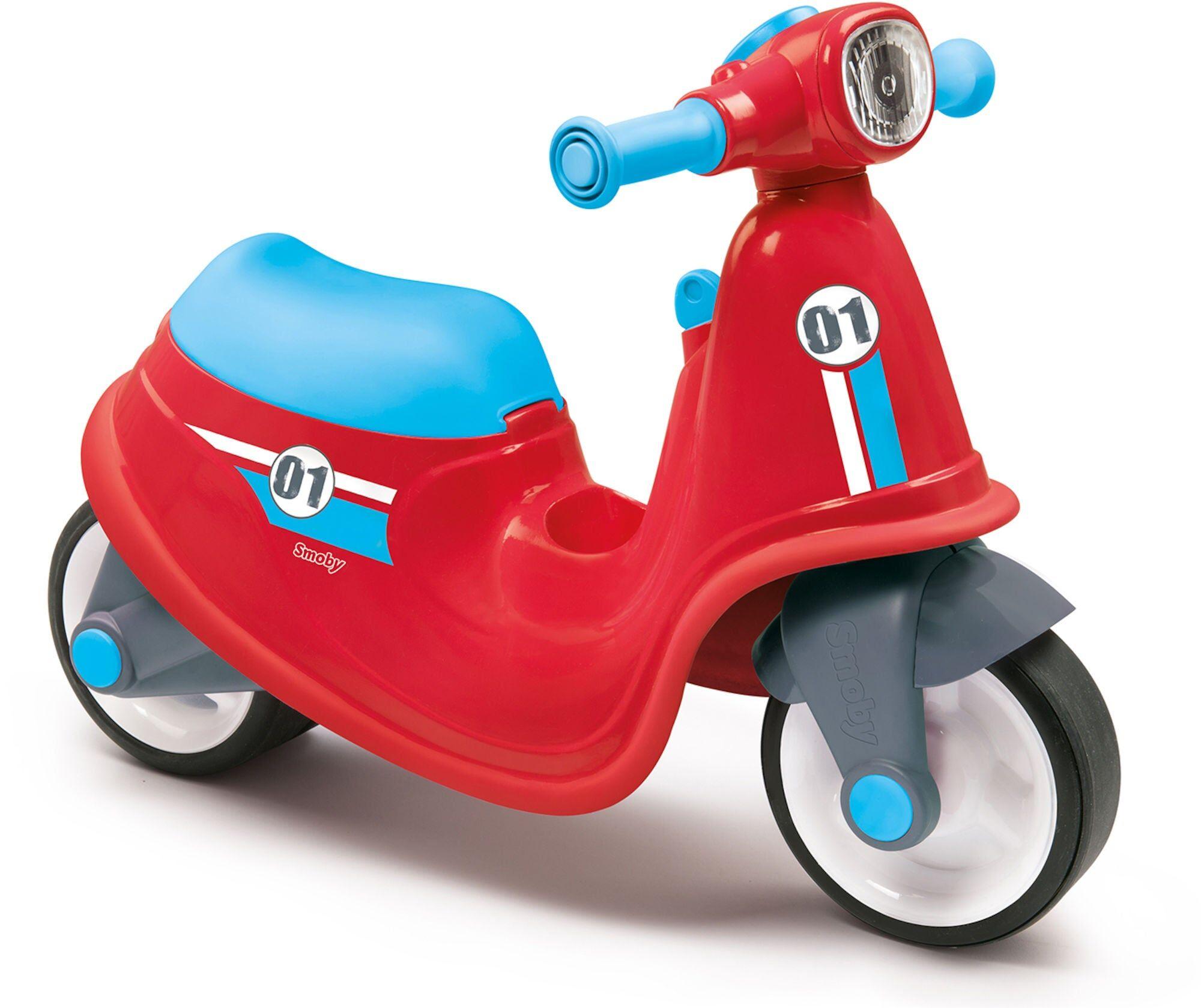 Smoby Scooter, Rød
