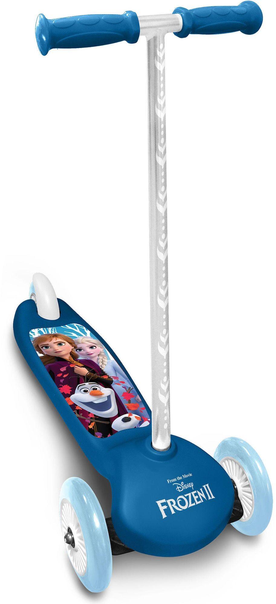 Disney Frozen 2 Sparkesykkel Trehjuling