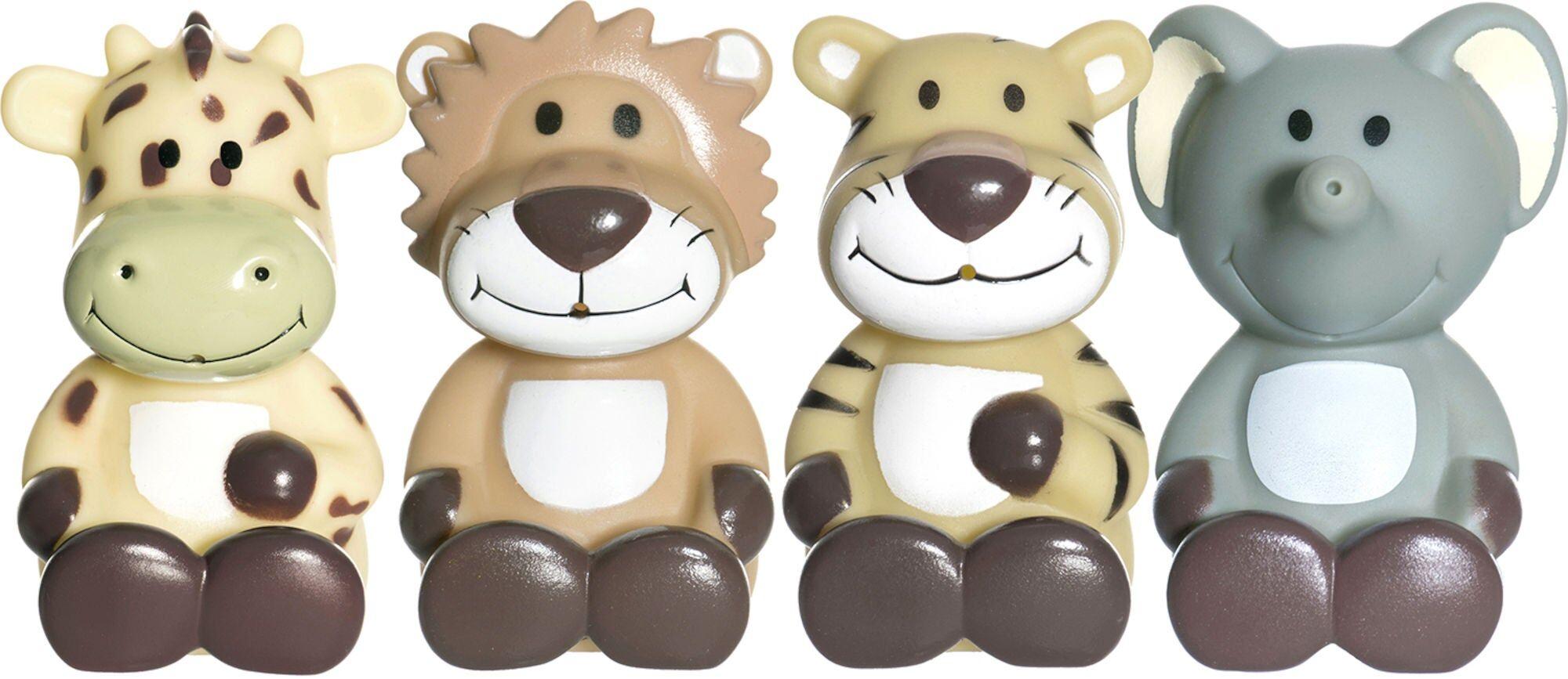 Teddykompaniet Diinglisar Wild Badeleker 4-pk