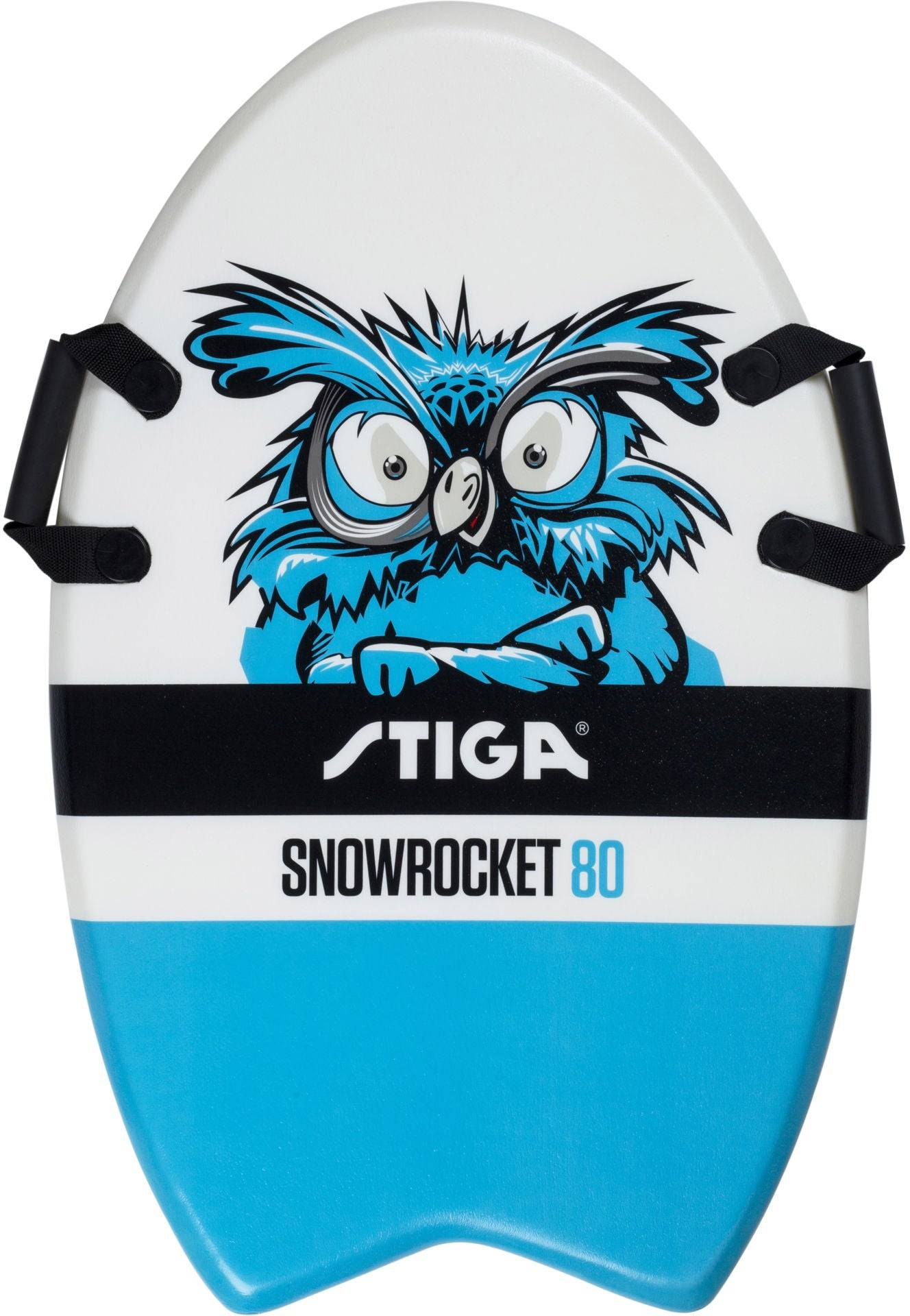 Stiga Foamboard Snowrocket Uggla, Blå