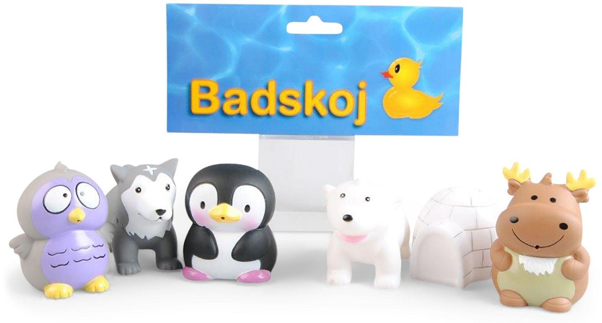 CarloBaby Badeleke Polardyr 3-pack