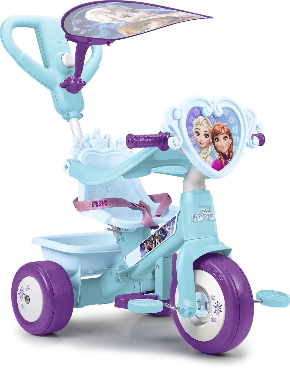 Disney Frozen Trehjulssykkel, Blå