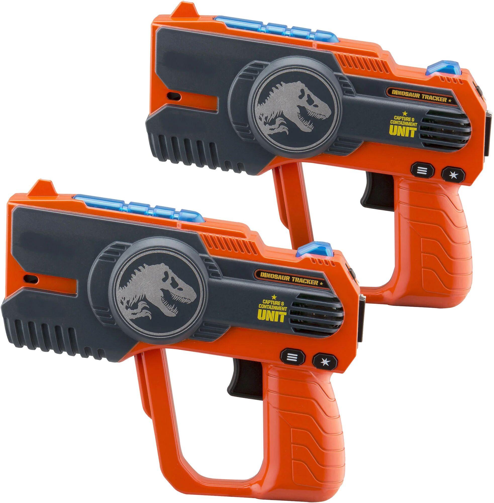 Jurassic World Laserpistol Tag Blaster, Grå