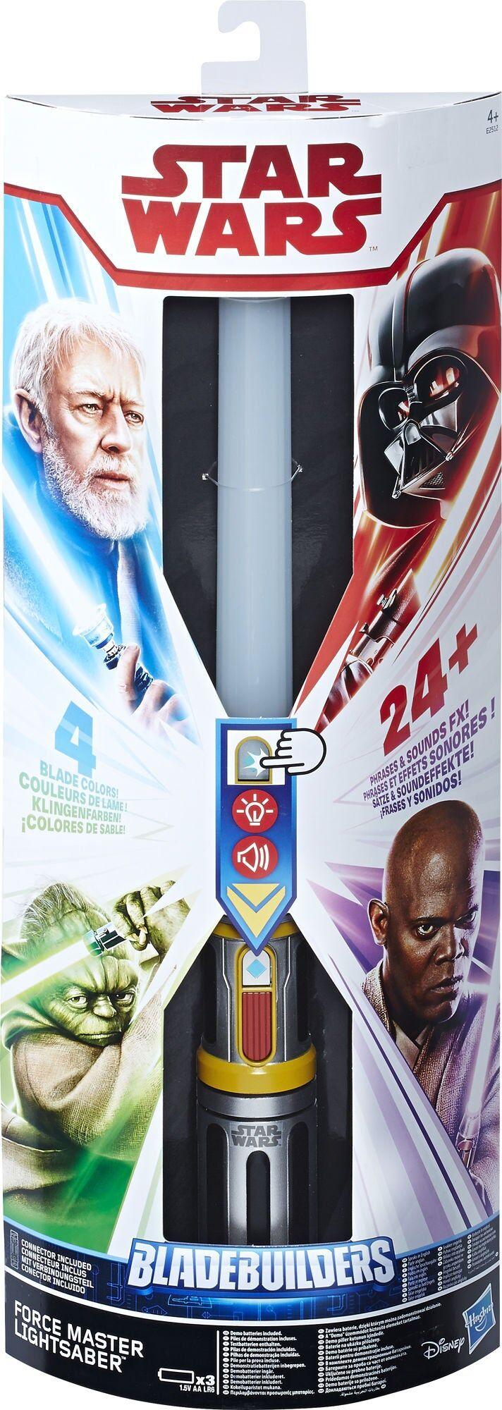 Star Wars Force Master Lightsaber