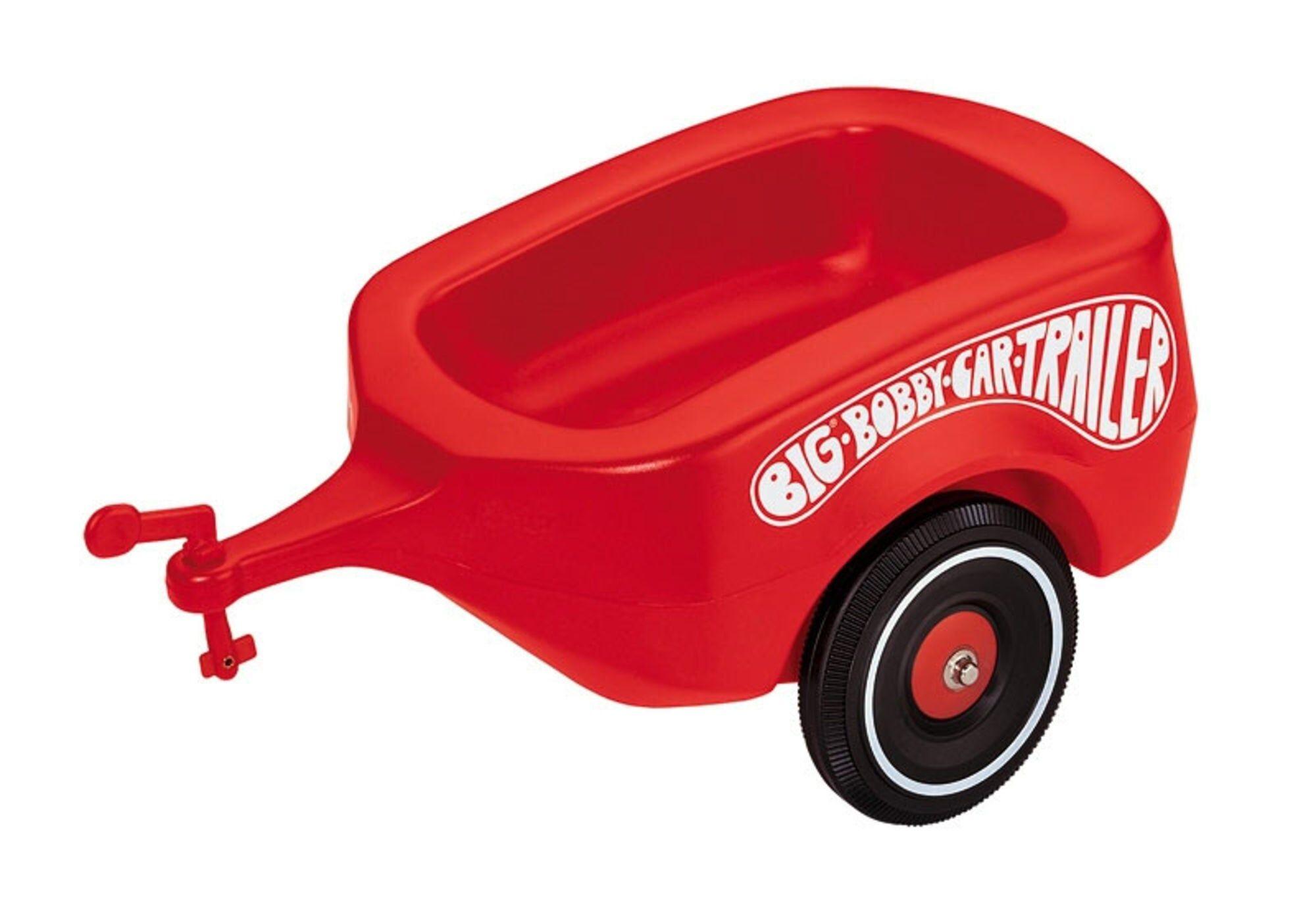 BIG Bobby Car Classic Henger Rød