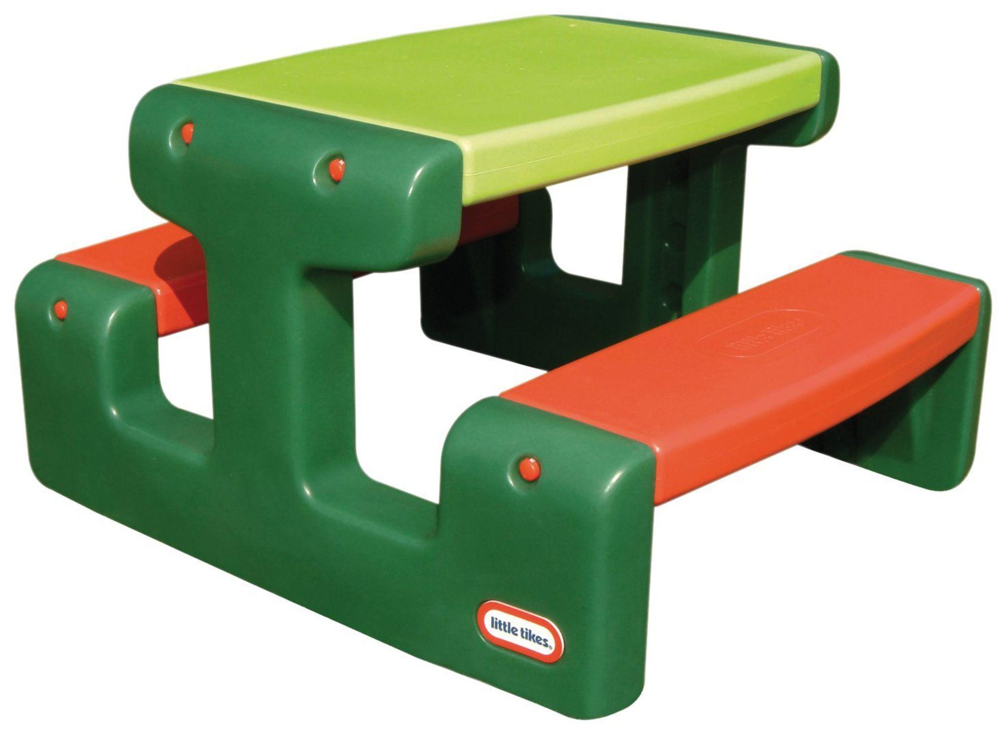 Little Tikes Piknikbord Evergreen