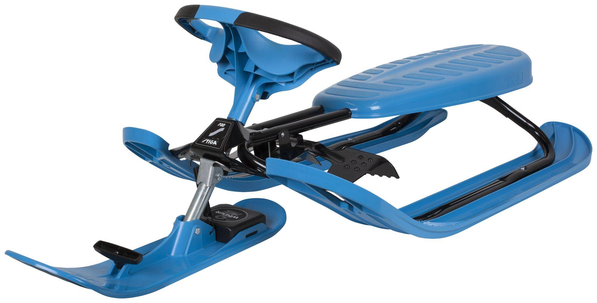 Stiga Snowracer Curve Color Pro Blå
