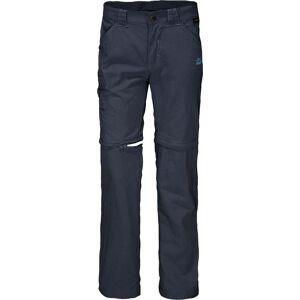 a9a0fb55 Herre sportsklær Jack Wolfskin Safari Bukse, Night Blue 128