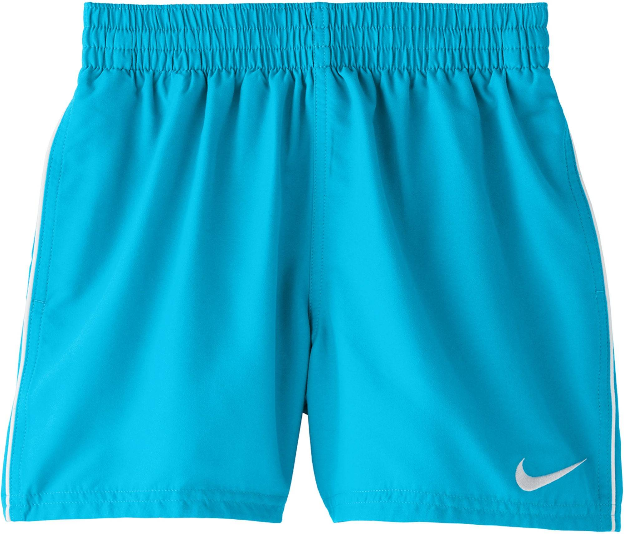Nike Swim Solid Badeshorts, Light Blue Fury M