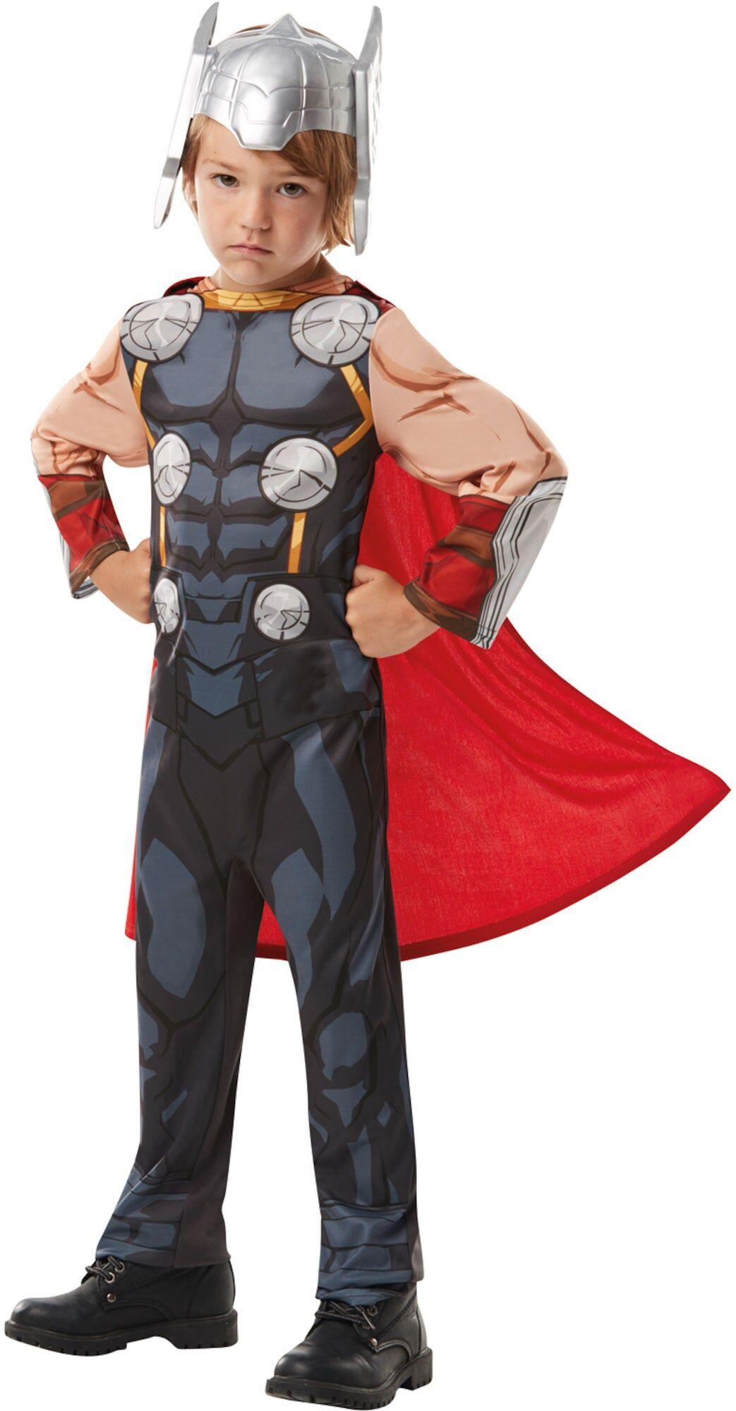 Marvel Avengers Kostyme Thor 5-6 år