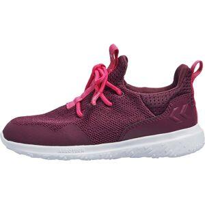 Hummel Actus Jr Sneaker, Magenta Purple 30