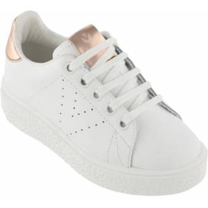 Victoria Deportivo Piel Sneakers, Nude 28