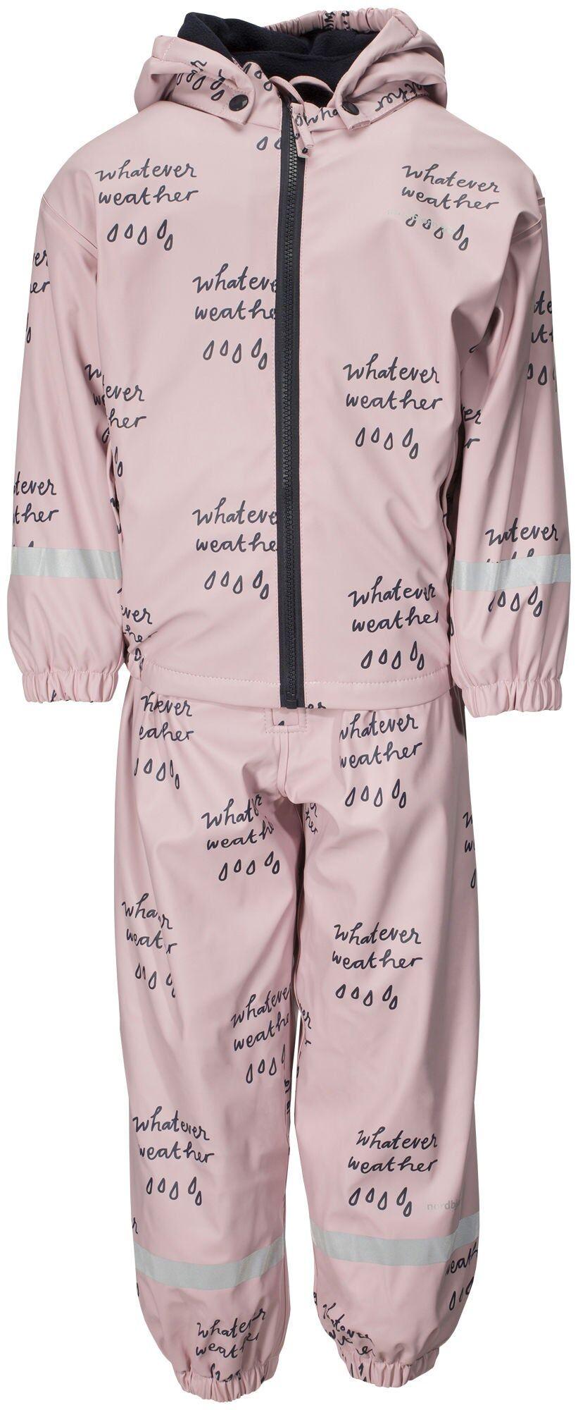 cfc99f70 Leter du etter Nordbjørn-Regntøy-Solid-Soft-Pink? | Sammenlign ...