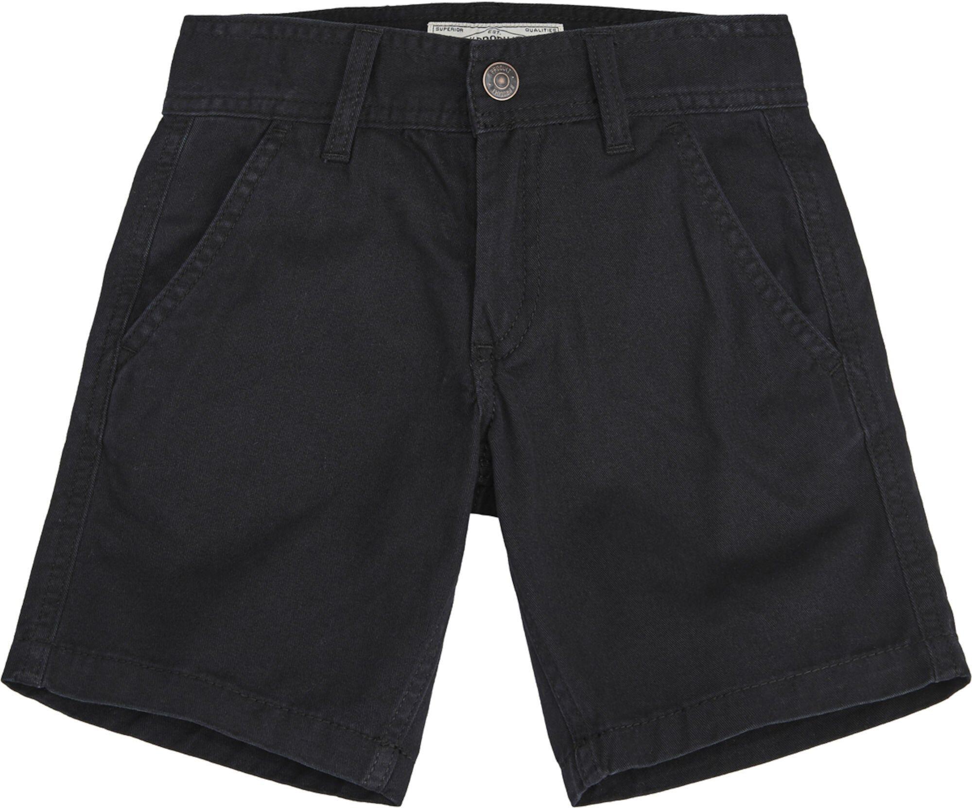 PRODUKT Chino Shorts, Black 134