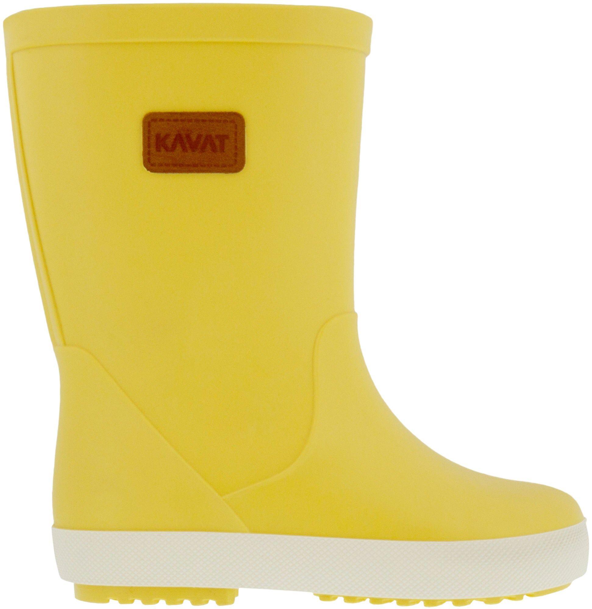 Kavat Skur WP Gummistøvel, Light Yellow 25
