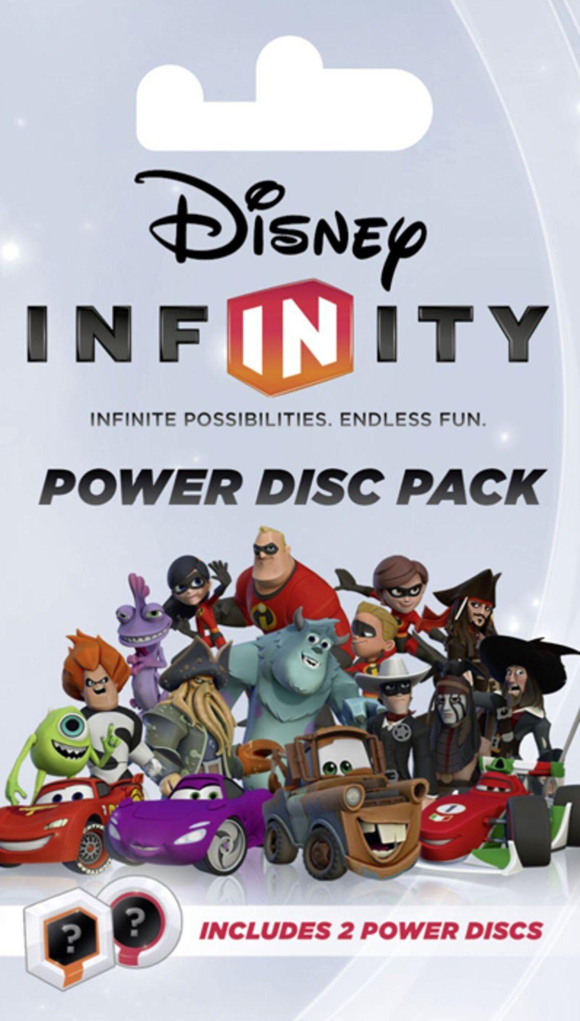 Disney Infinity Power Disc Wave 3 2-pack