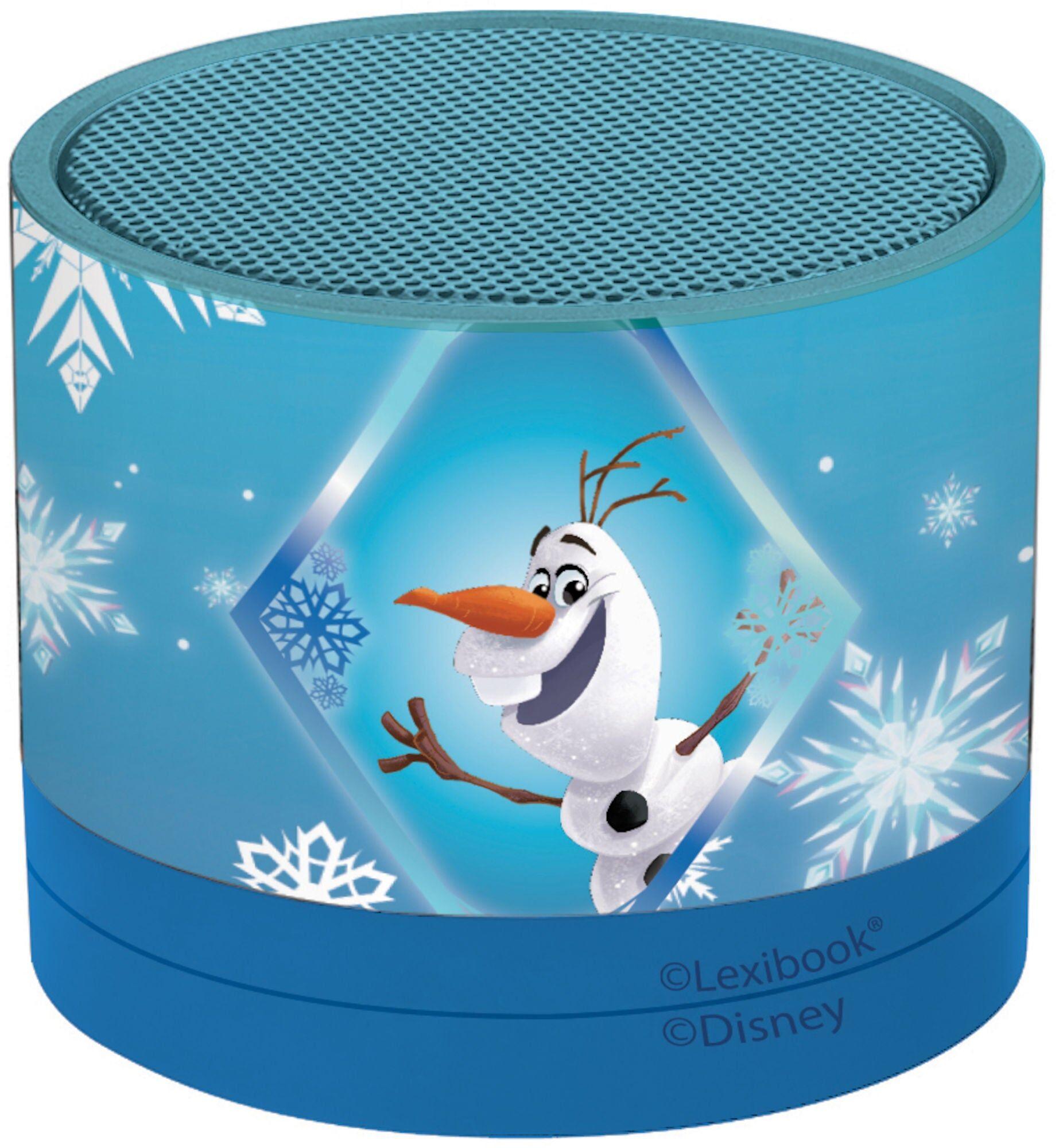 Disney Frozen Bluetooth Høytalere Mini