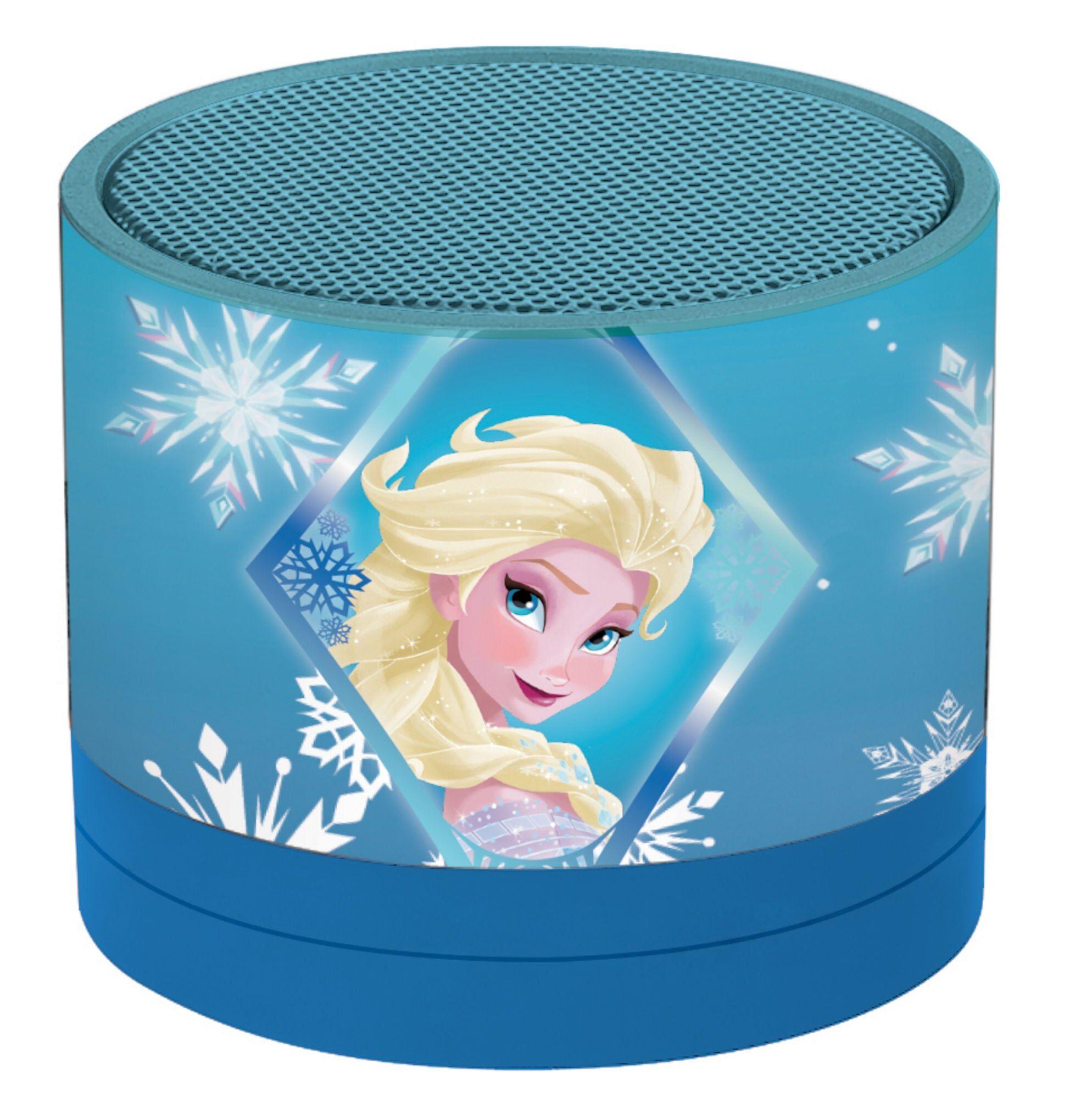 Disney Frozen Høytaler Bluetooth, Blå
