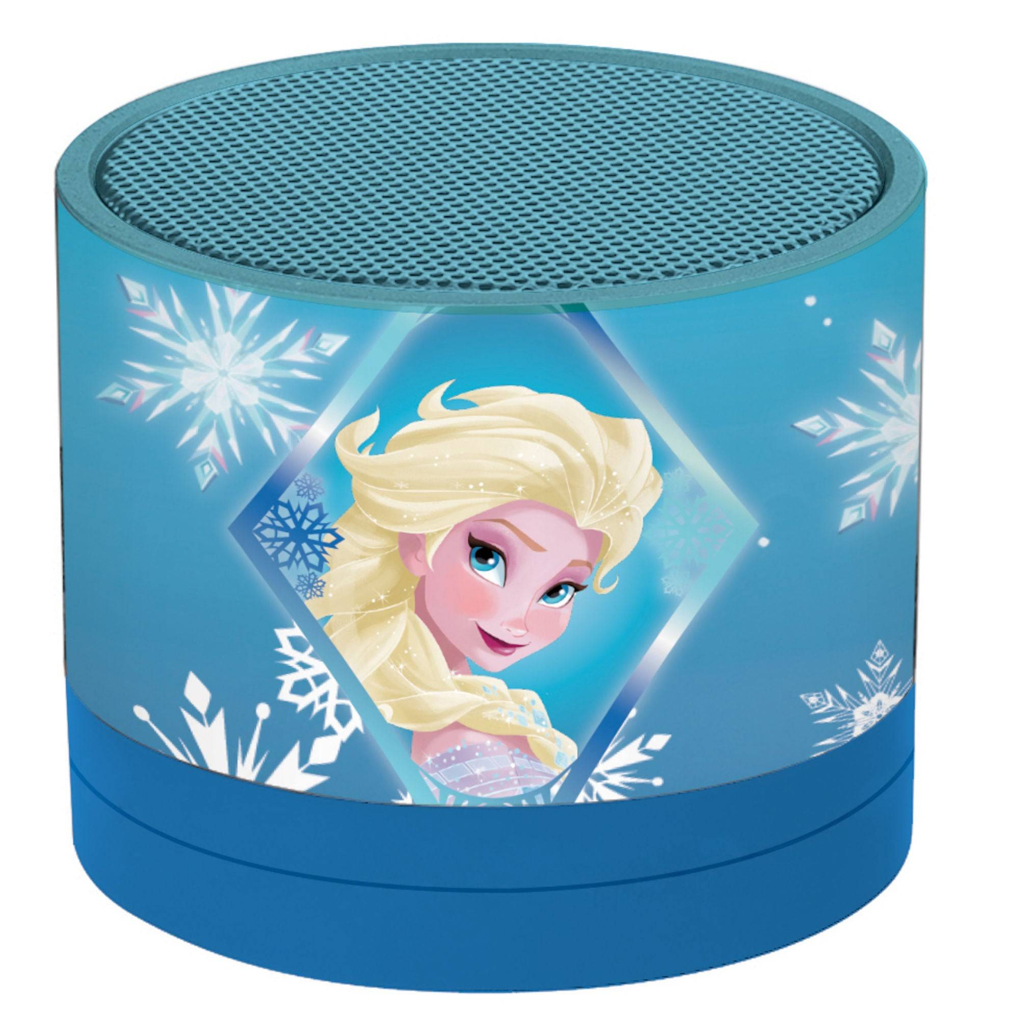 Disney Frozen Høytaler Bluetooth, Blå