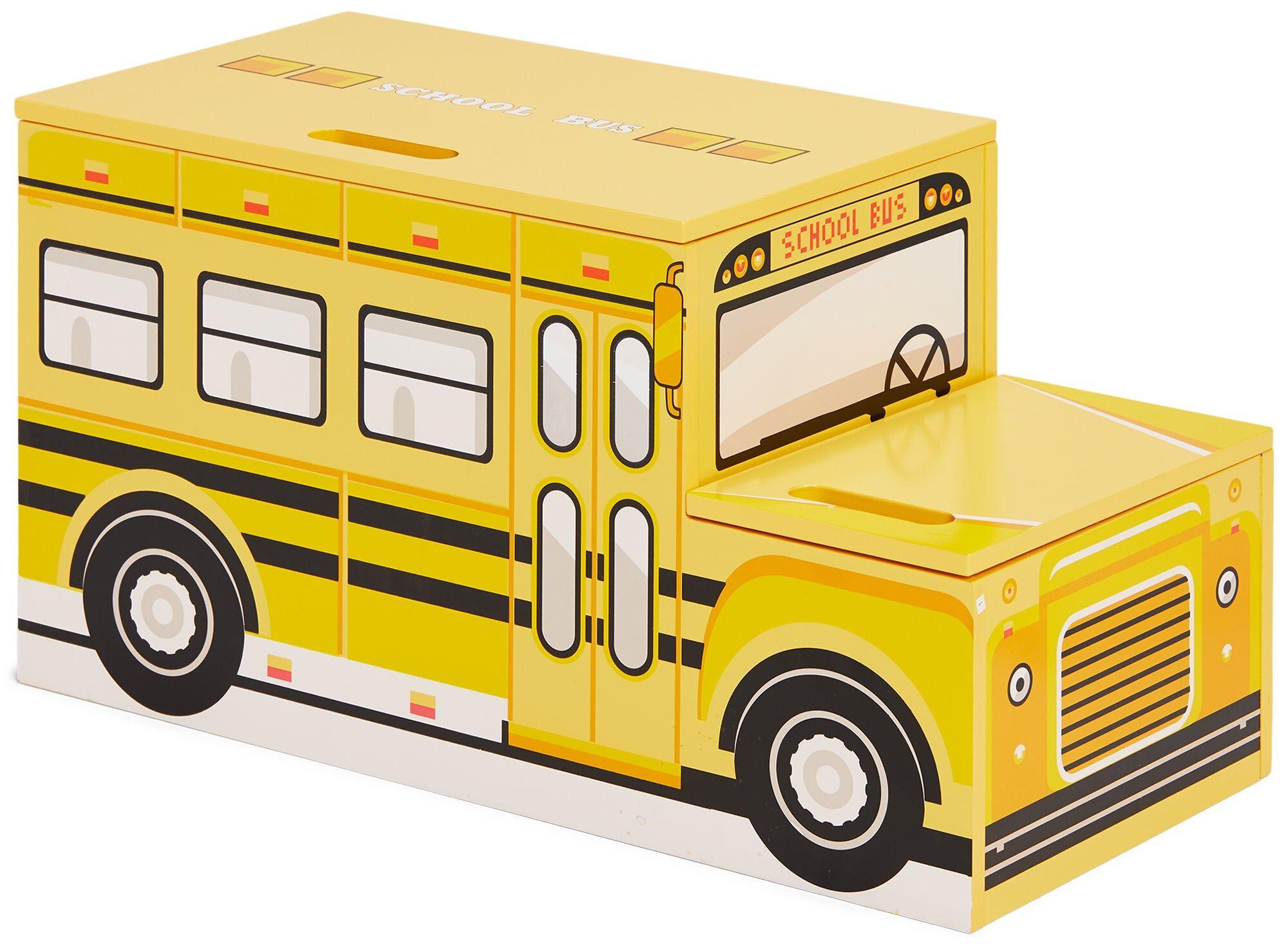 Alice & Fox Oppbevaringskasse Buss