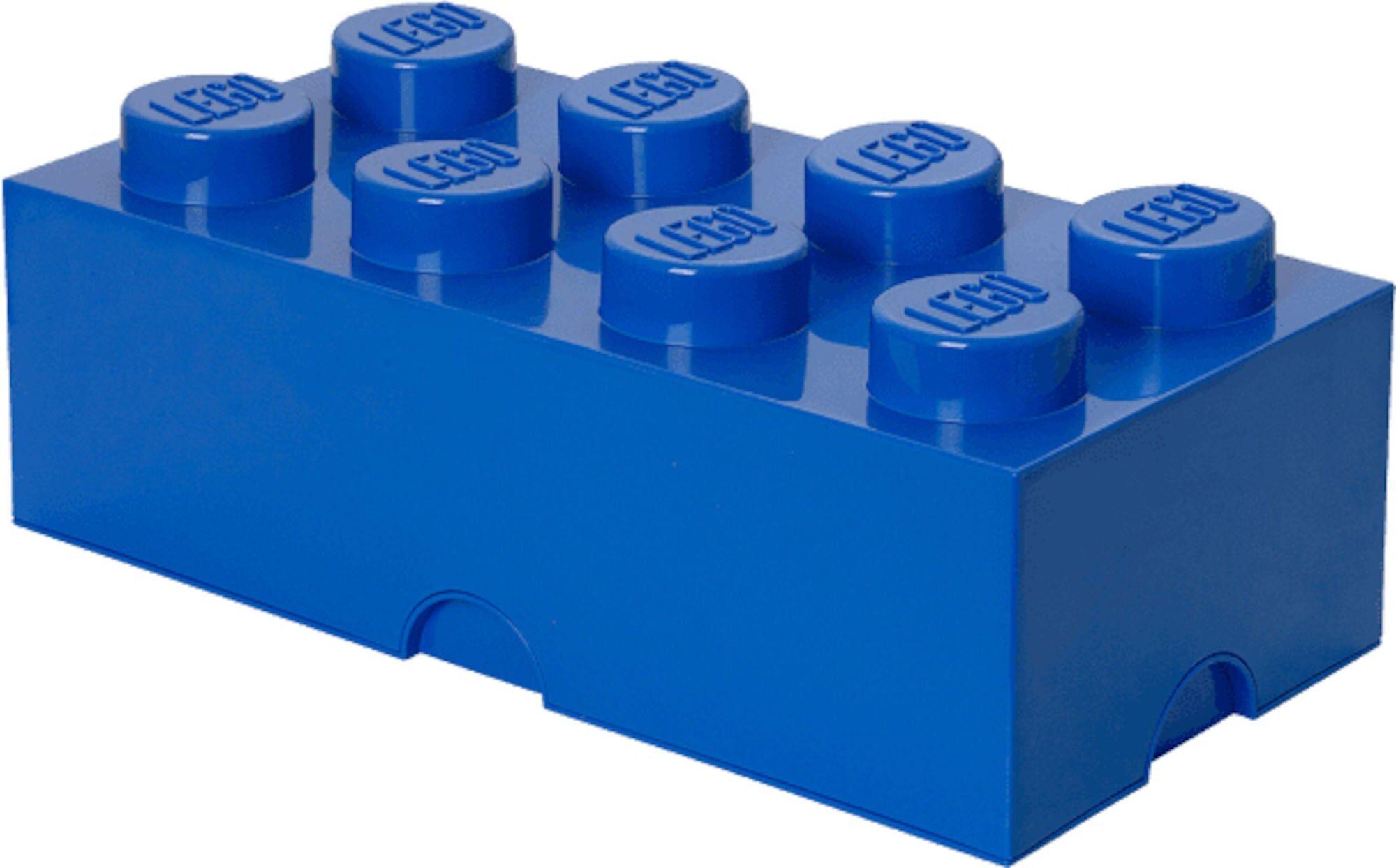 Lego Oppbevaring 8 Blå