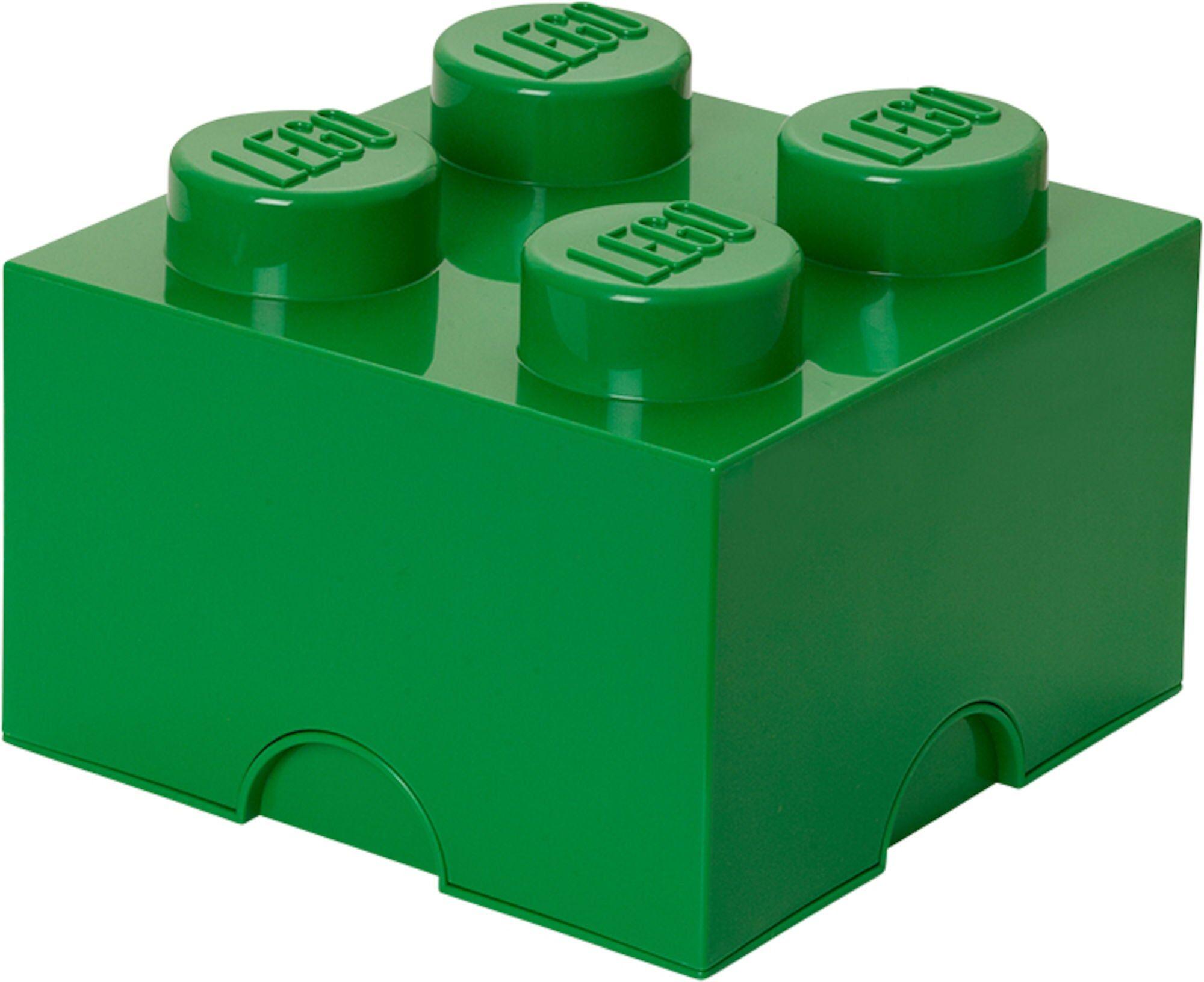 Lego Oppbevaring 4 Grønn