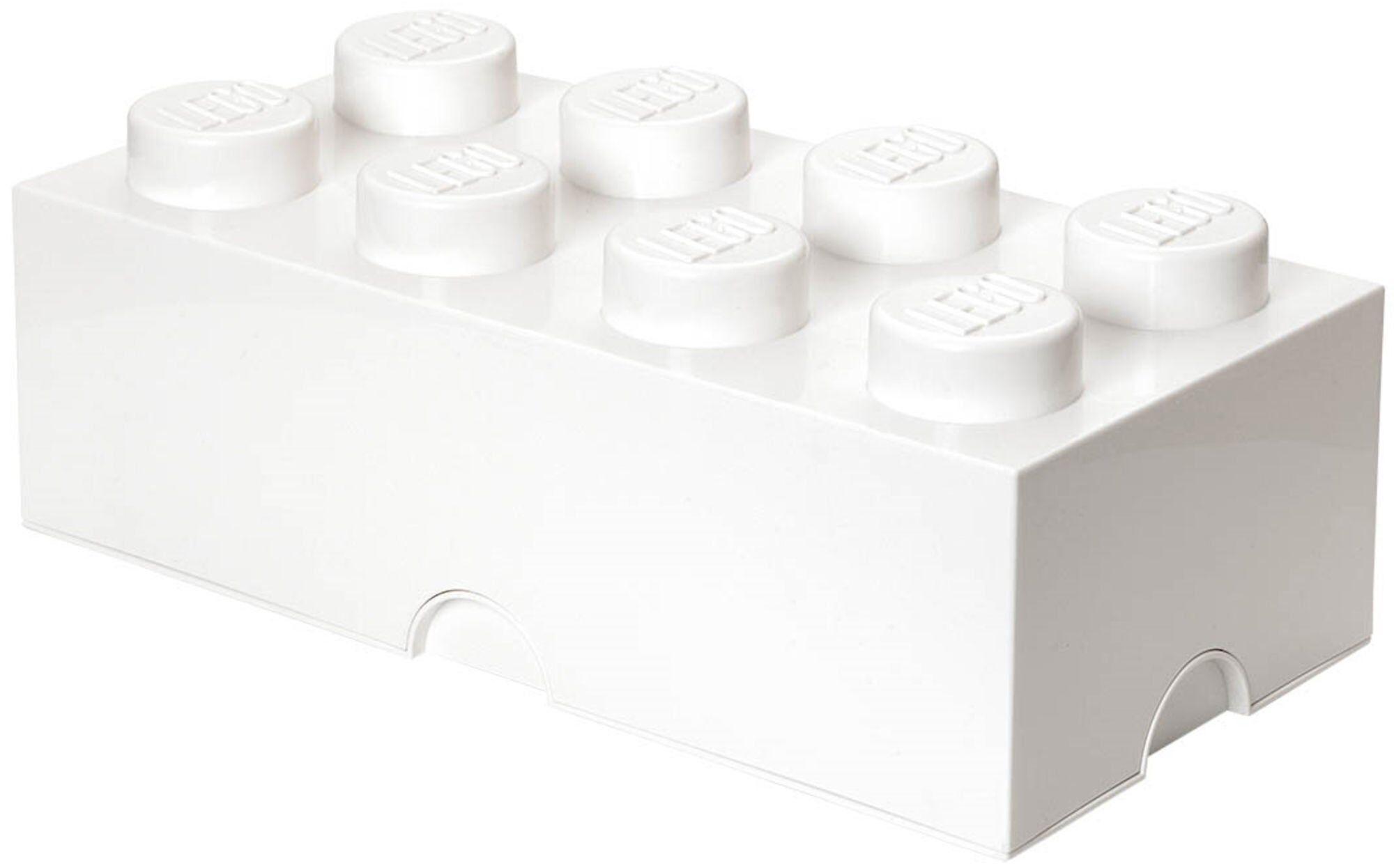 Lego Oppbevaring 8 Hvit