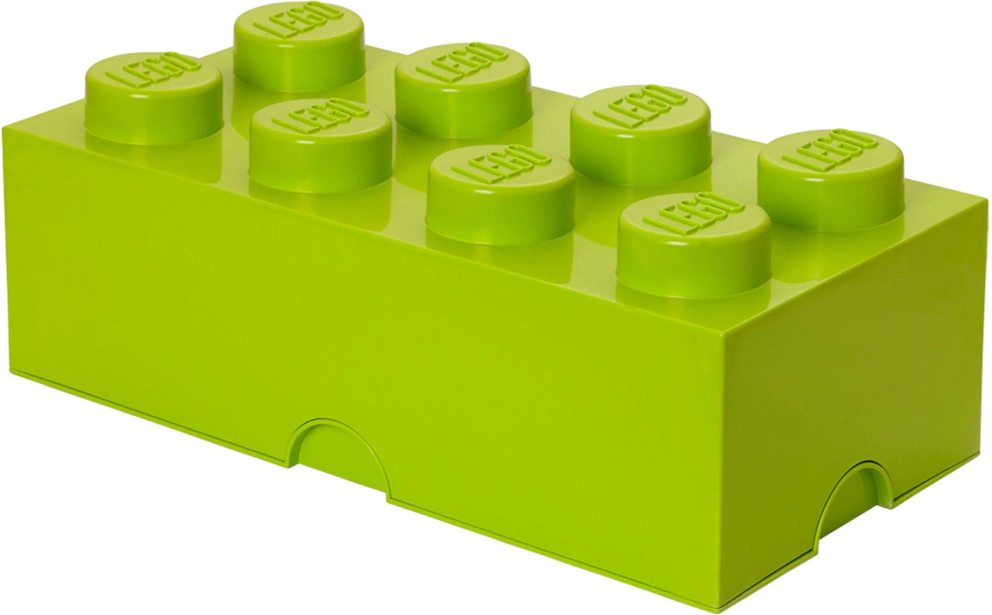 Lego Oppbevaring 8 Lime