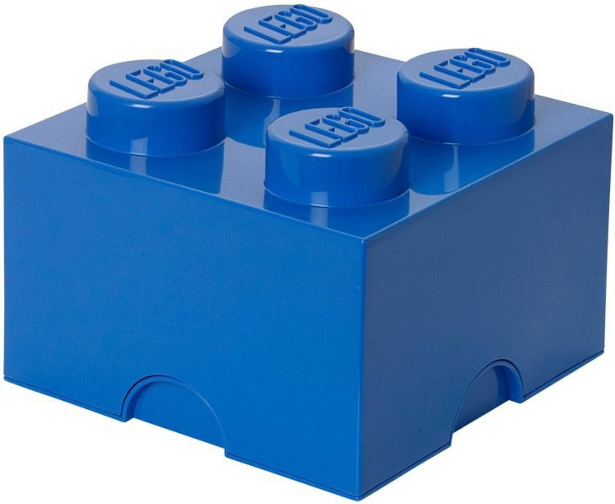 Lego Oppbevaring 4 Blå