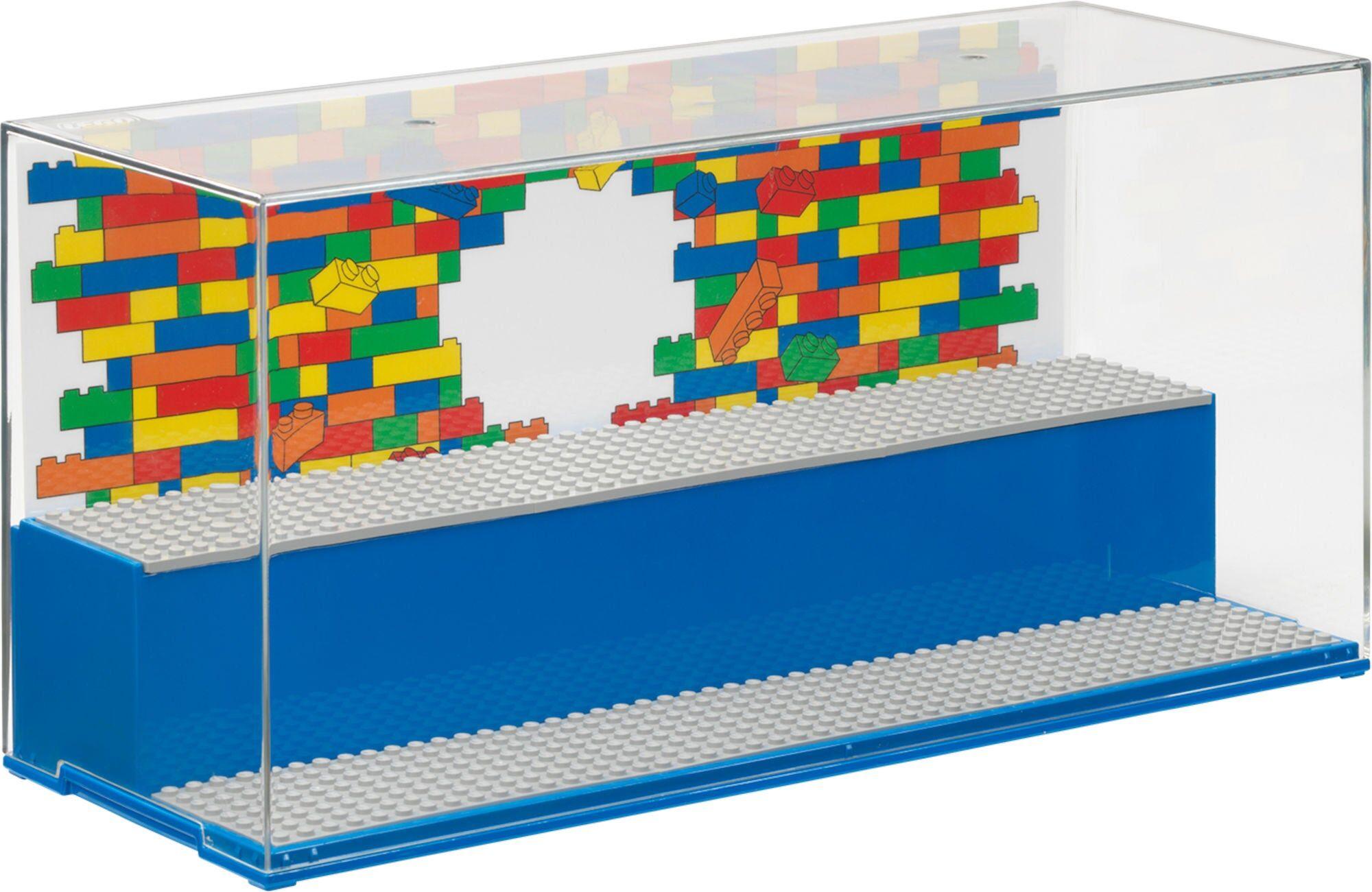 Lego Displaybox, Blå
