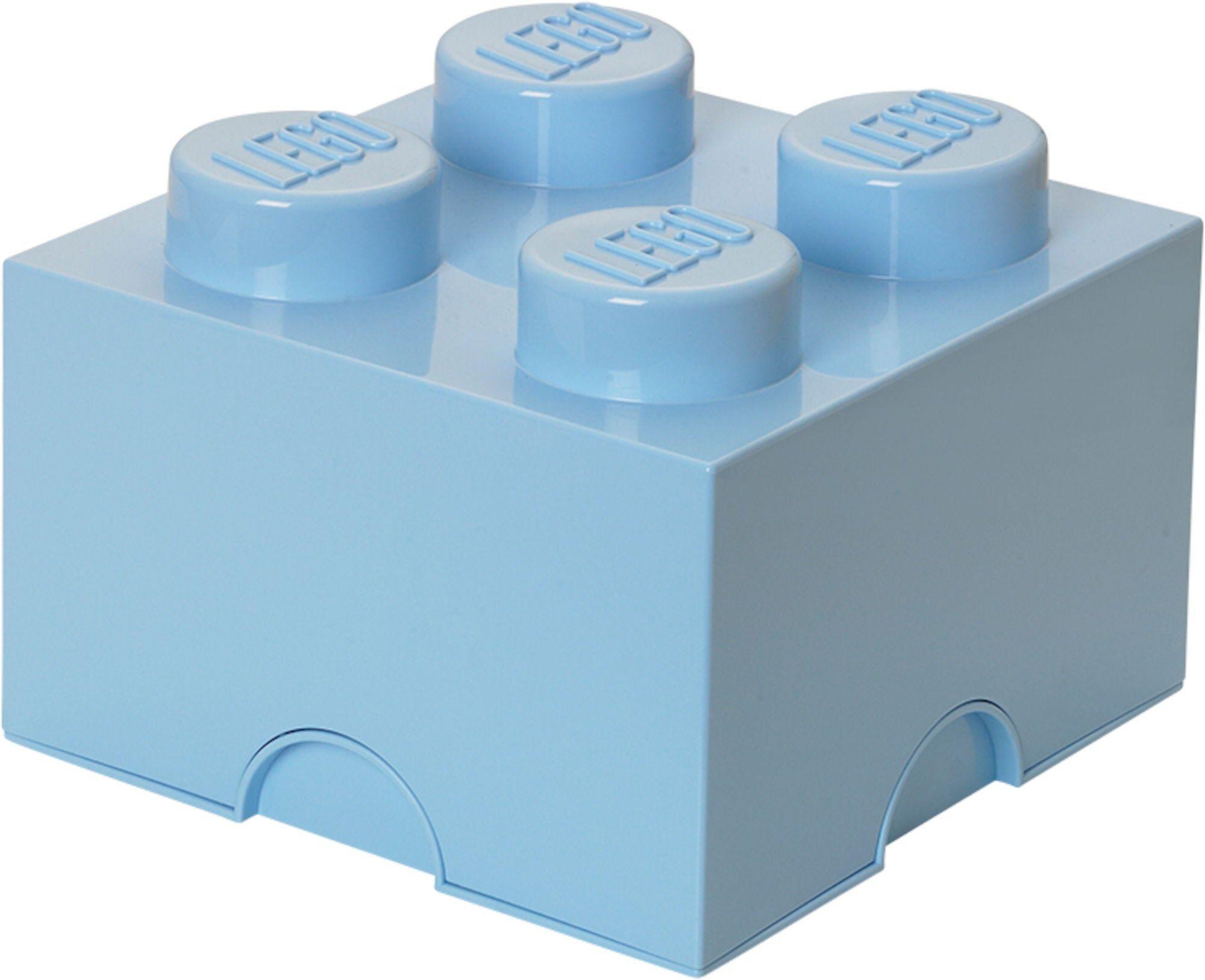 Lego Oppbevaring 4, Lyseblå