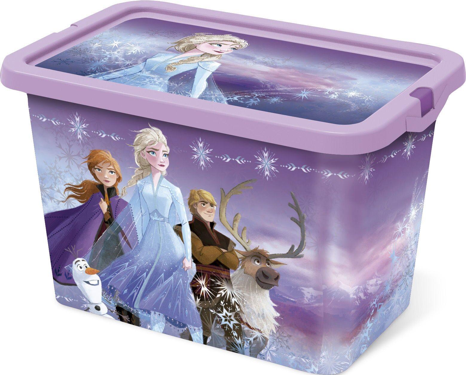 Disney Frozen II Oppbevaringsboks, 7L