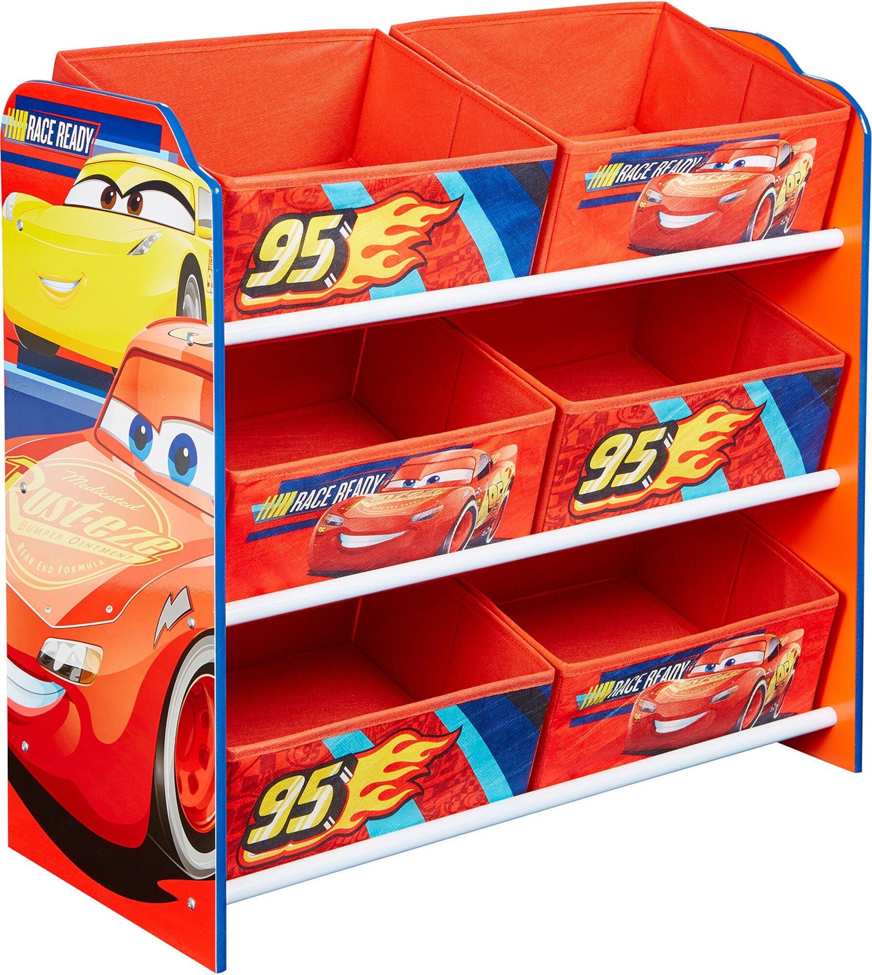 Disney Cars Oppbevaringshylle