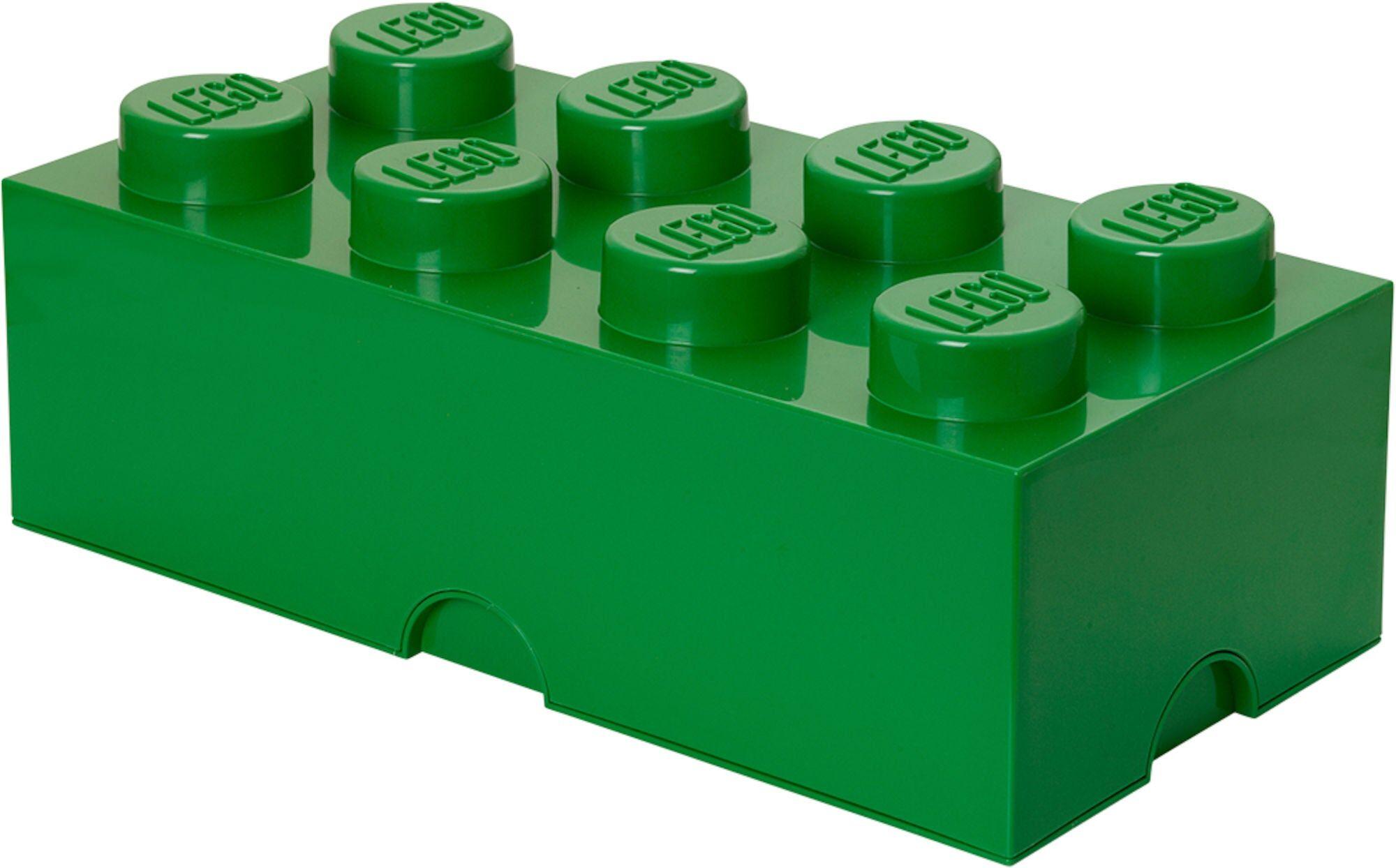 Lego Oppbevaring 8 Grønn