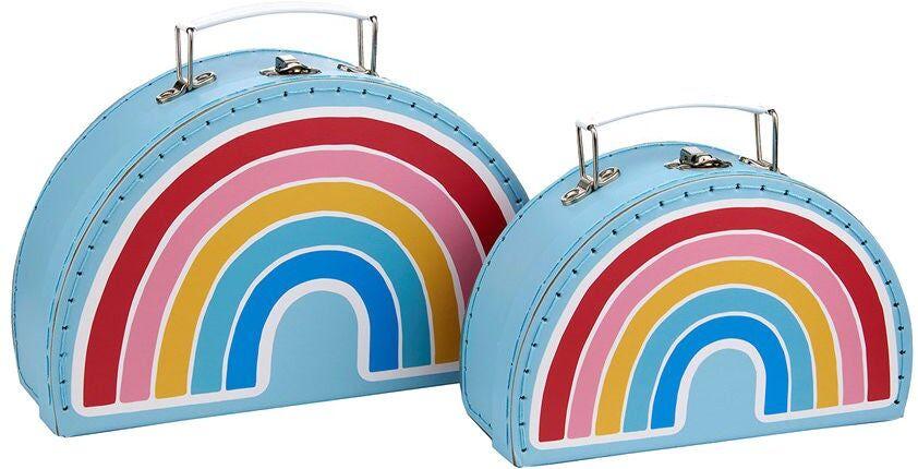 Sass & Belle Chasing Rainbows Pappkoffert 2-pack